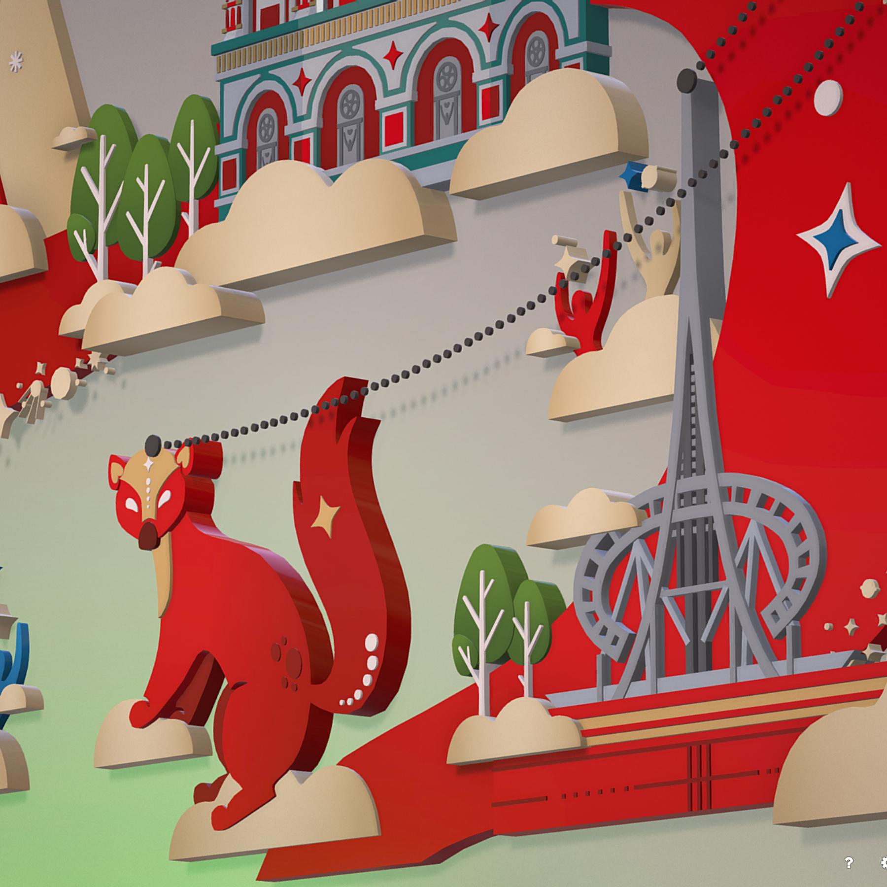 fifa wold cup 2018 russia host city ekaterinburg 3d model max  fbx jpeg jpg ma mb obj 271378