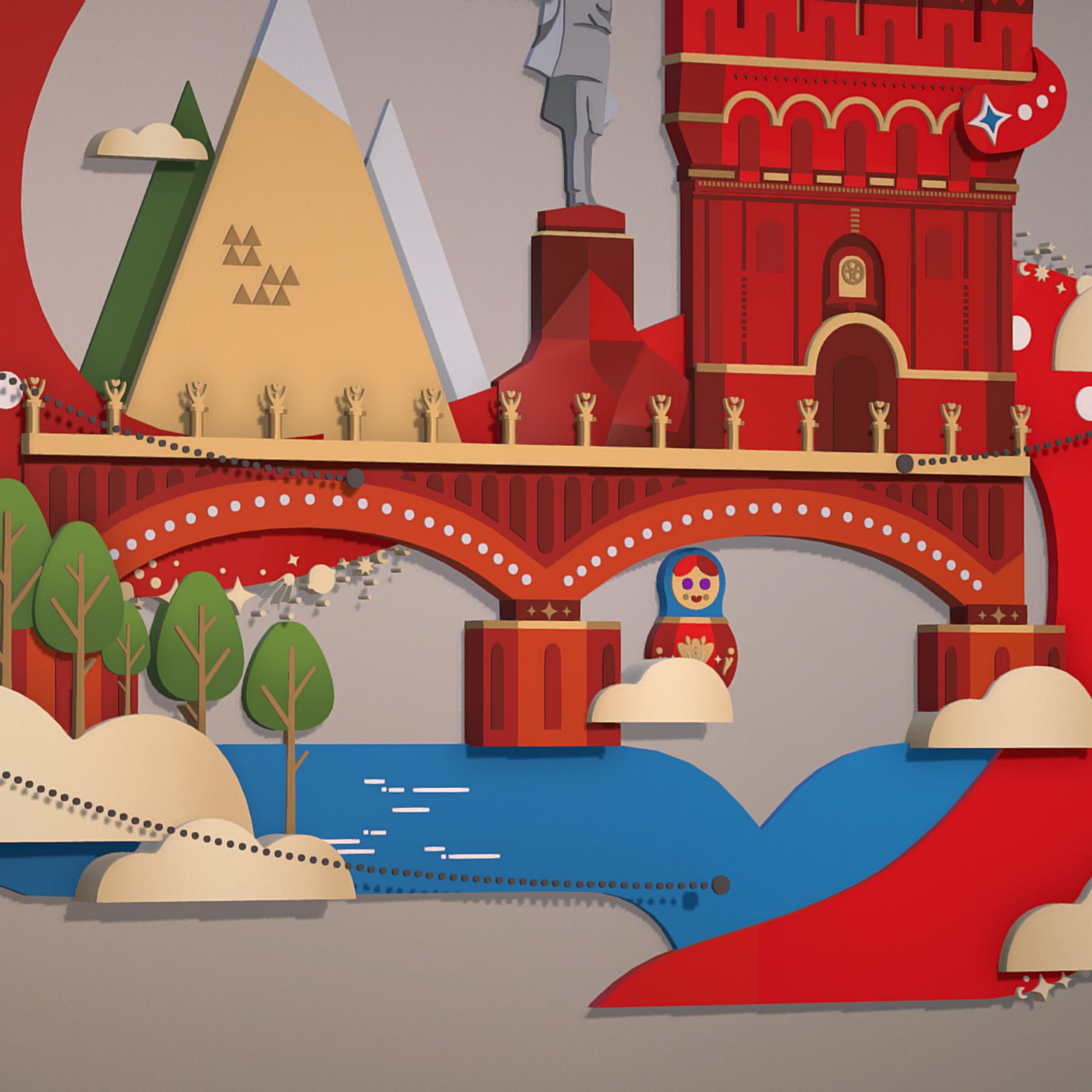world cup 2018 russia host city novgorod 3d model max  fbx jpeg jpg ma mb obj 271578