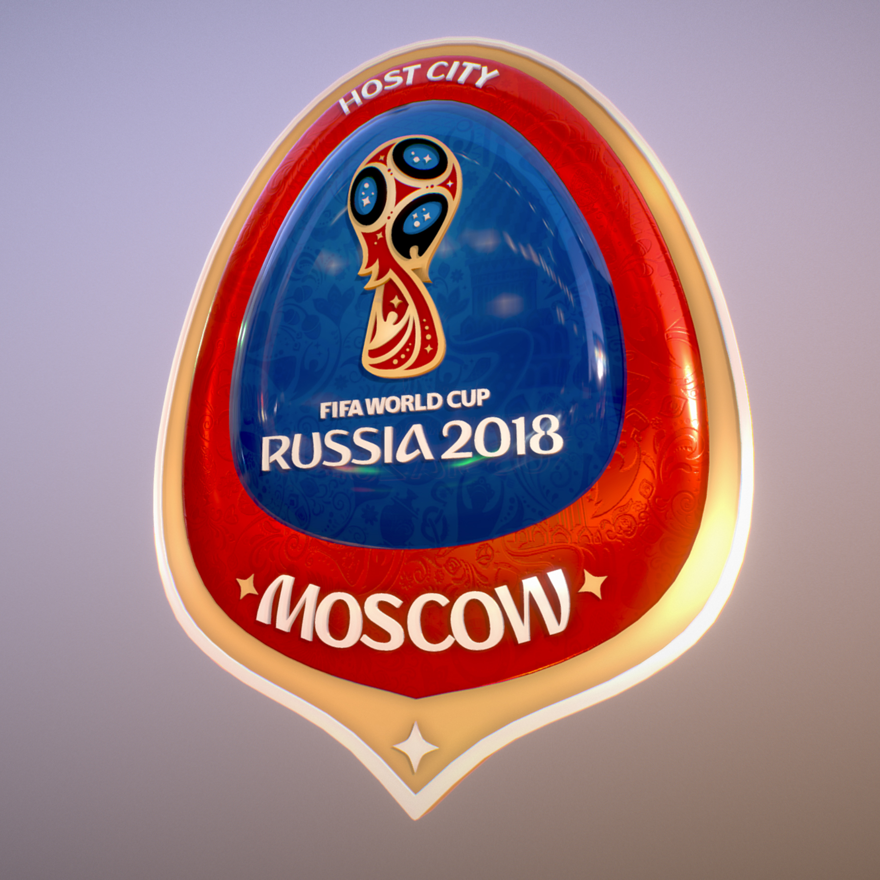 moscow host city world cup russia 2018 symbol 3d model max  fbx jpeg jpg ma mb obj 271651