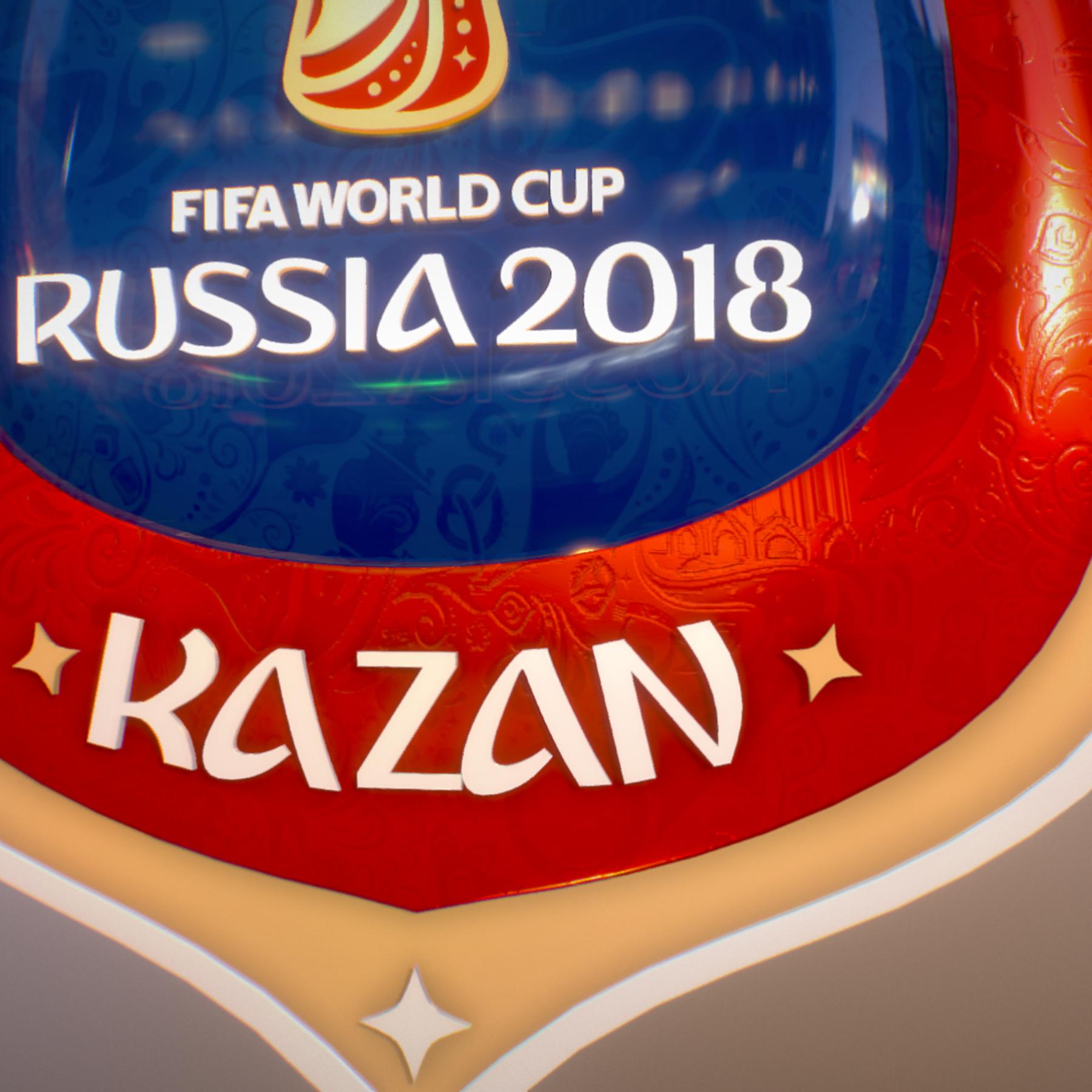 kazan host city world cup russia 2018 symbol 3d model max  fbx jpeg jpg ma mb obj 271700