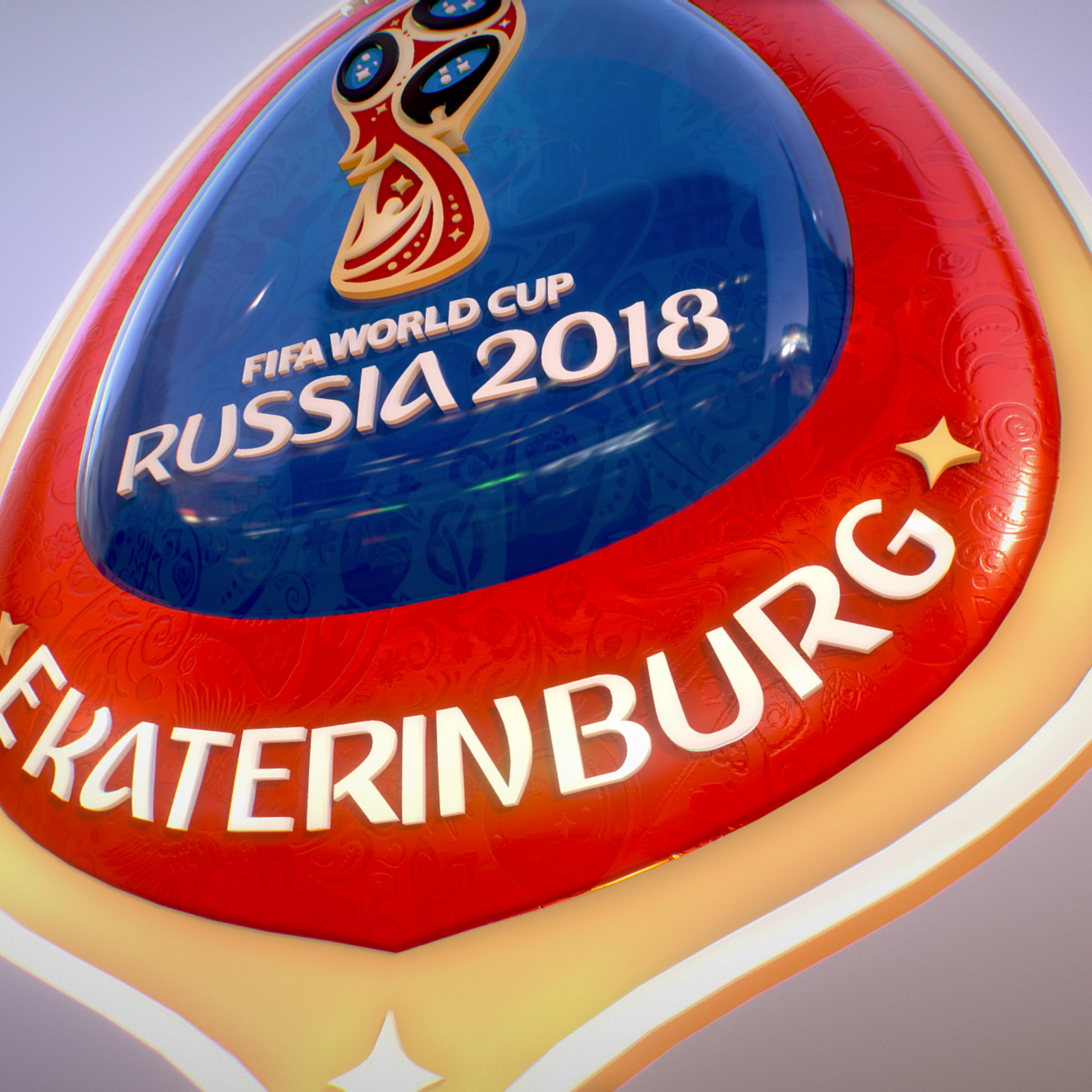 ekaterinburg city world cup russia 2018 symbol 3d model max  fbx jpeg jpg ma mb obj 271738