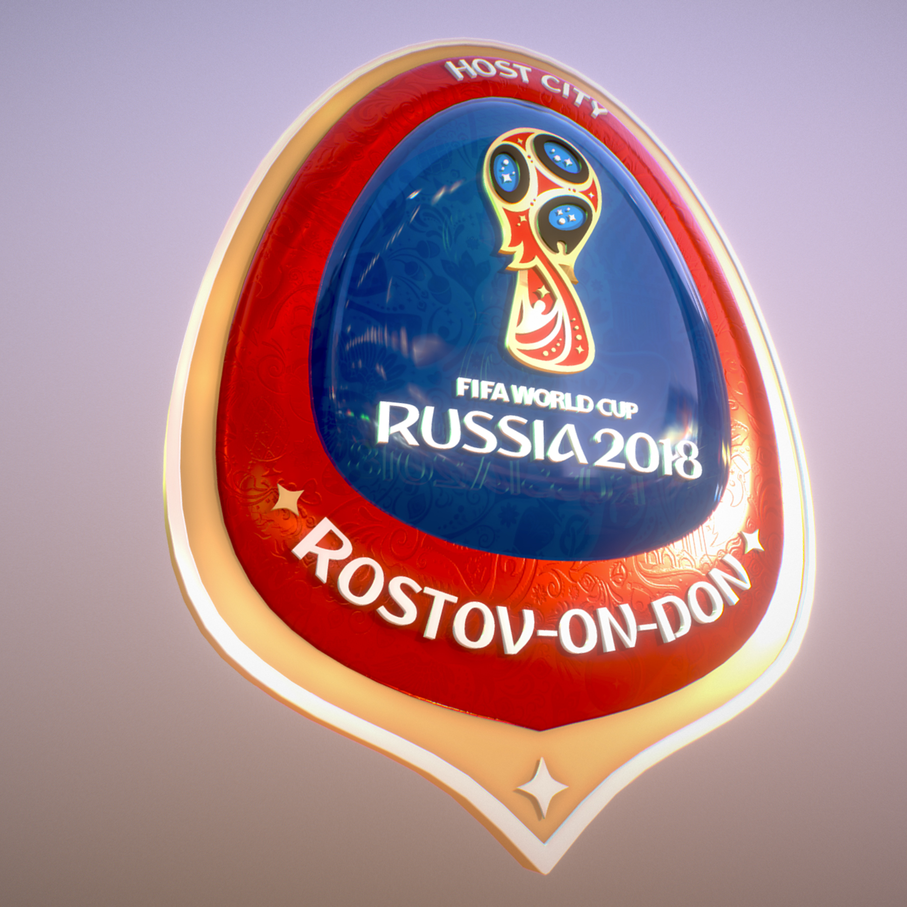 rostov on don host city world cup russia 2018 3d model max  fbx jpeg jpg ma mb obj 271791