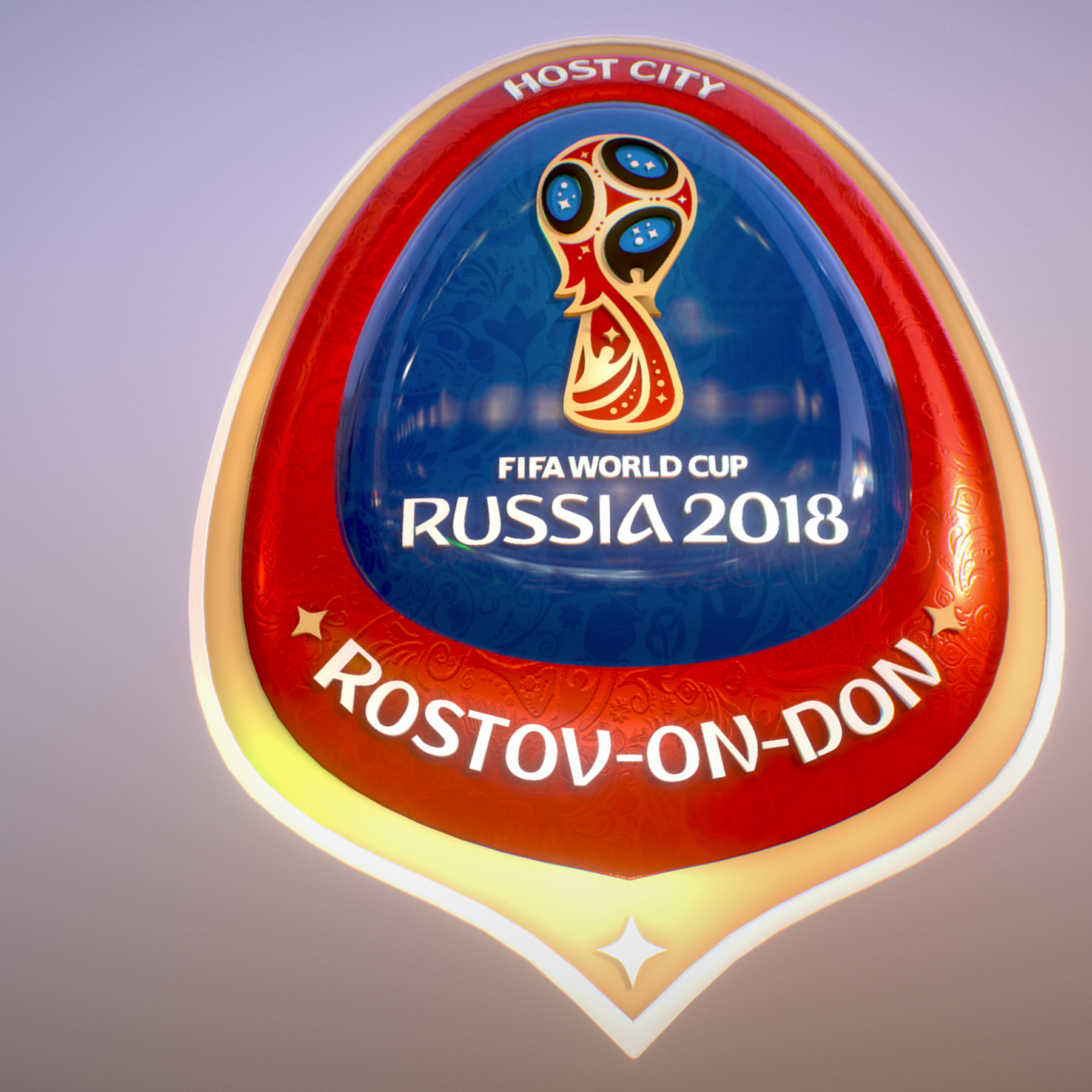rostov on don host city world cup russia 2018 3d model max  fbx jpeg jpg ma mb obj 271792