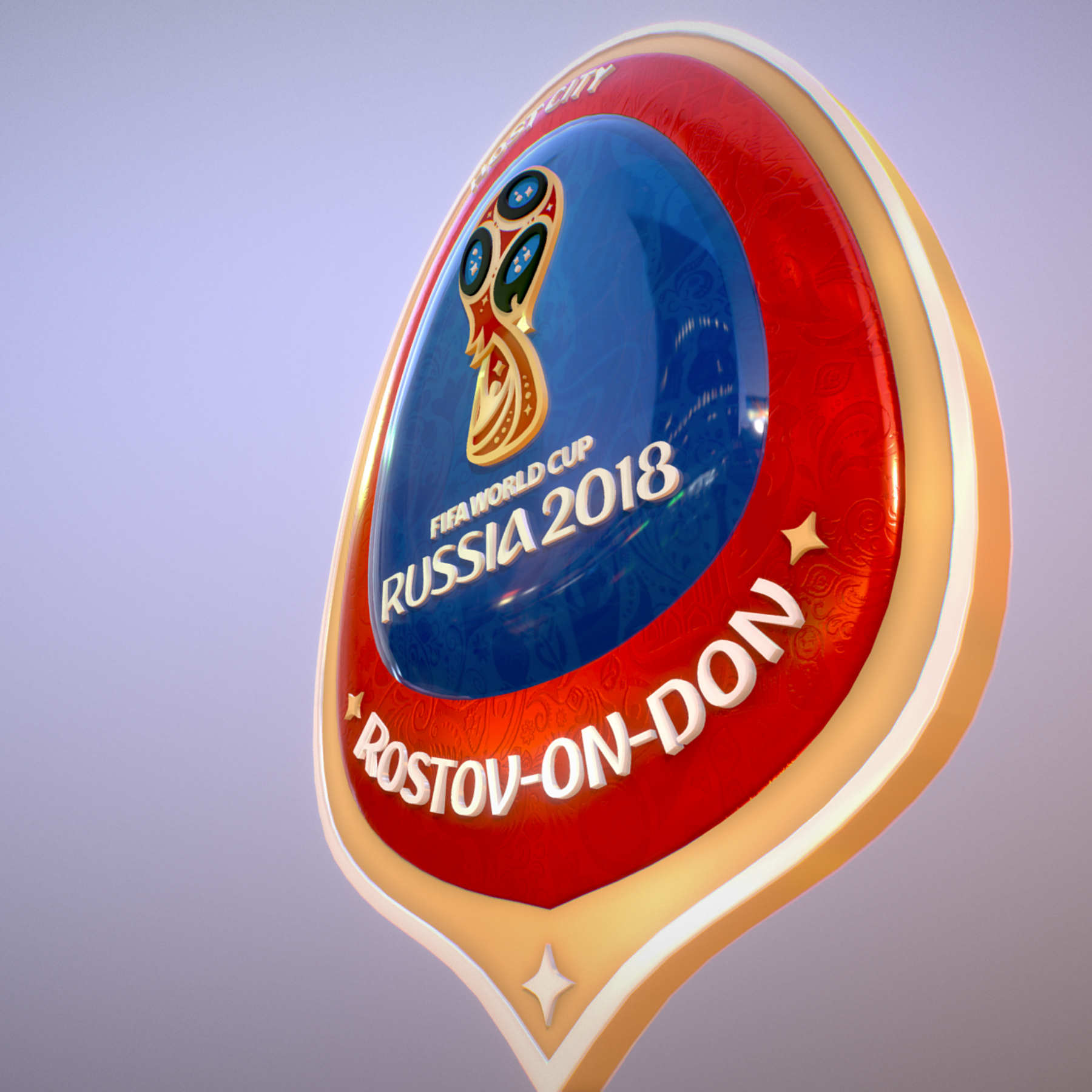 rostov on don host city world cup russia 2018 3d model max  fbx jpeg jpg ma mb obj 271794