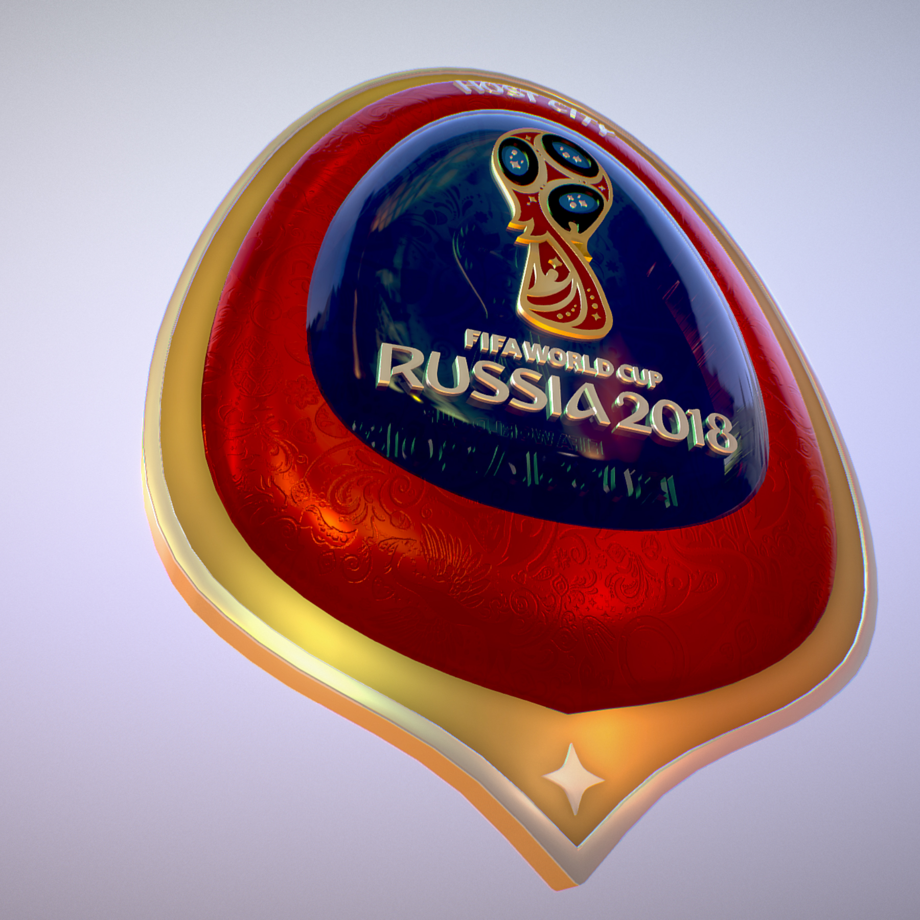 rostov on don host city world cup russia 2018 3d model max  fbx jpeg jpg ma mb obj 271797
