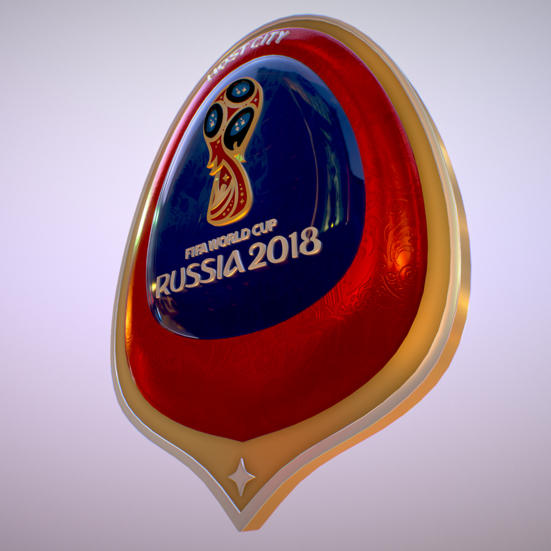 rostov on don host city world cup russia 2018 3d model max  fbx jpeg jpg ma mb obj 271800