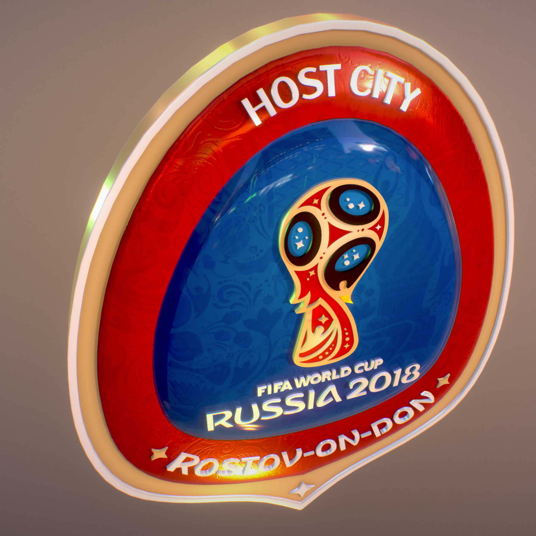 rostov on don host city world cup russia 2018 3d model max  fbx jpeg jpg ma mb obj 271803
