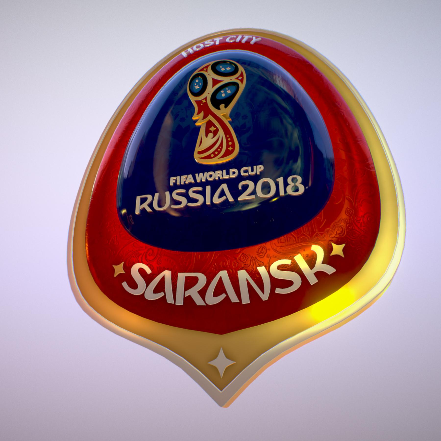 saransk domaćin grad svjetski kup rusija 2018 simbol 3d model max fbx cob jpeg jpg ma mb obj 271841