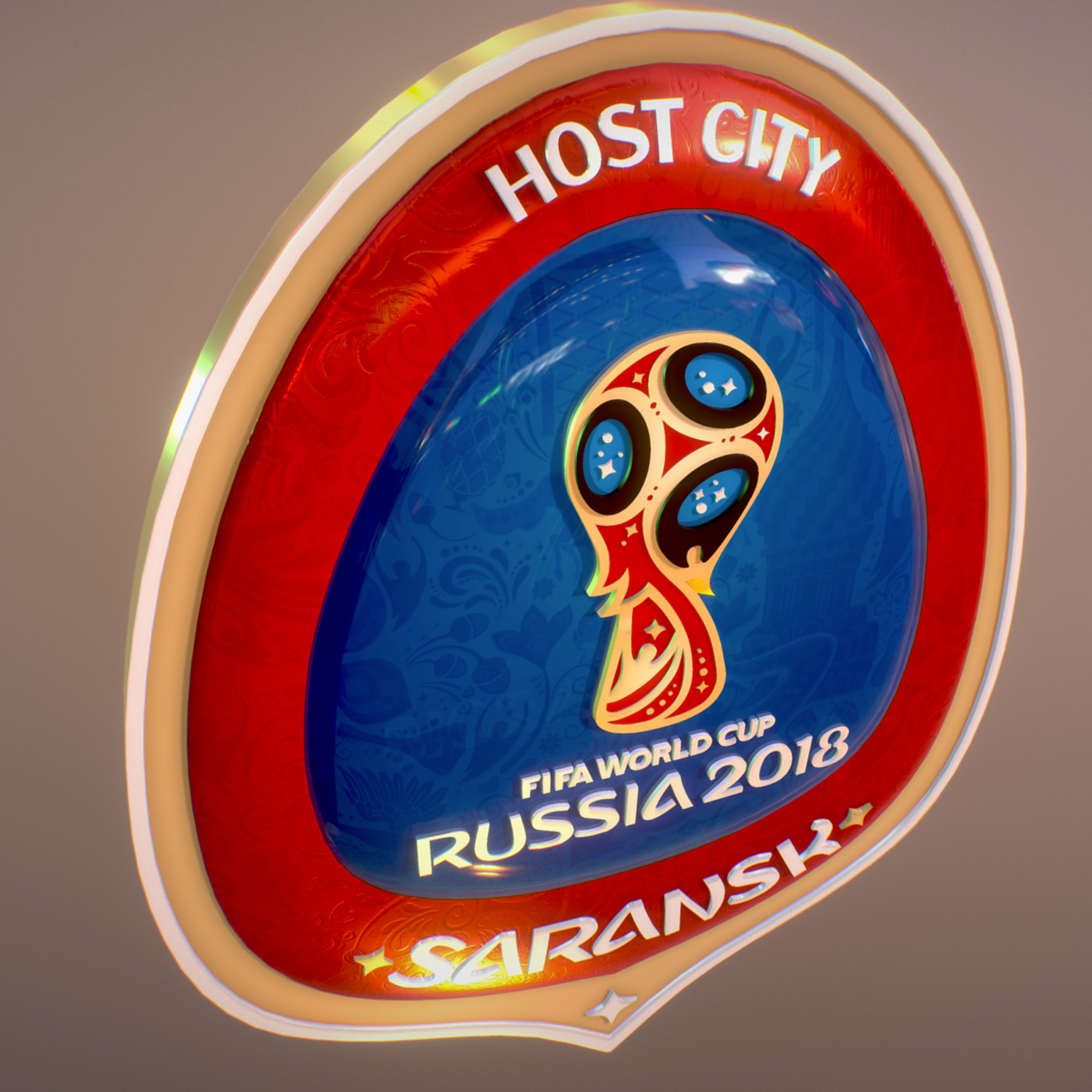 saransk domaćin grad svjetski kup rusija 2018 simbol 3d model max fbx cob jpeg jpg ma mb obj 271847