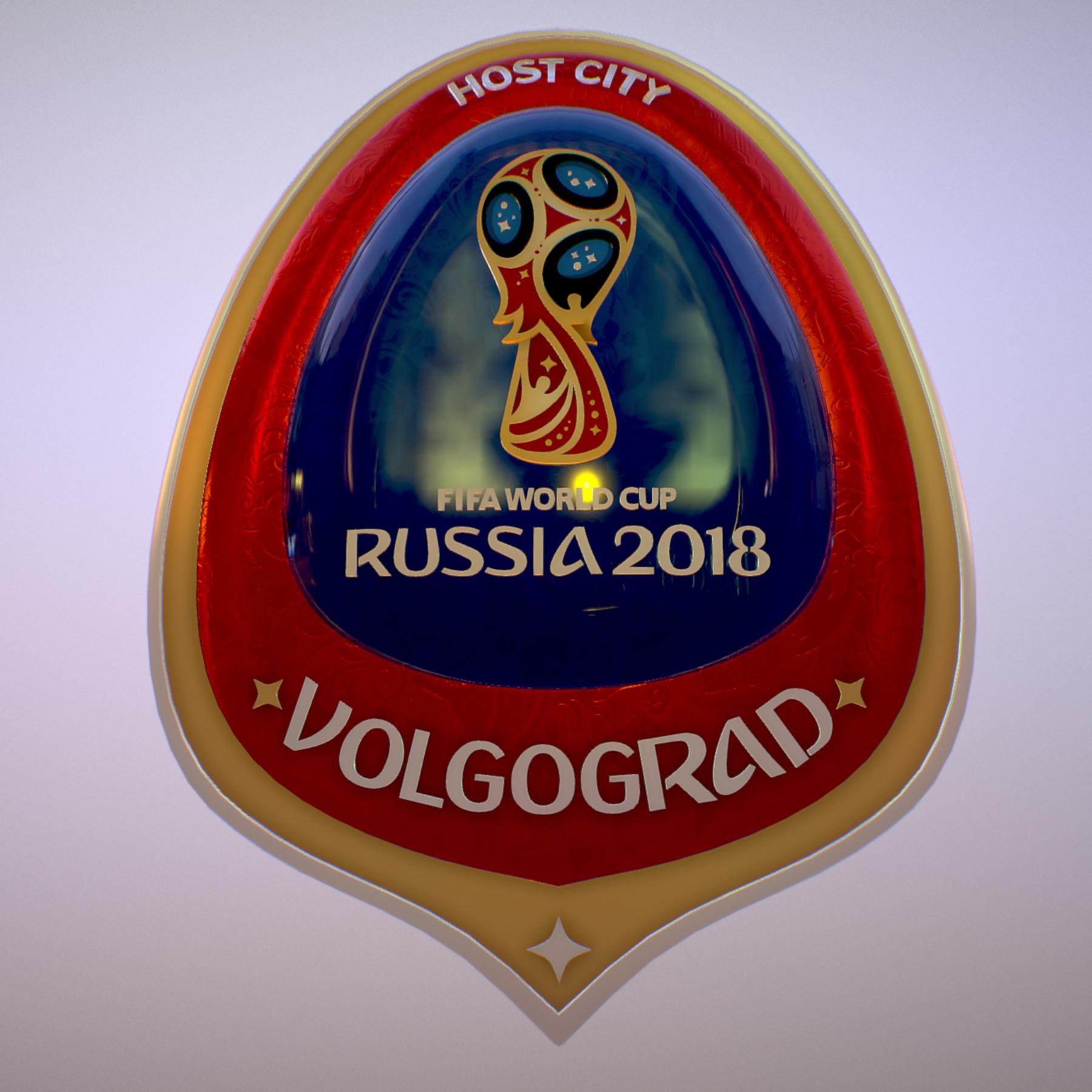 volgograd host city world cup russia 2018 symbol 3d model max  fbx jpeg jpg ma mb obj 271859