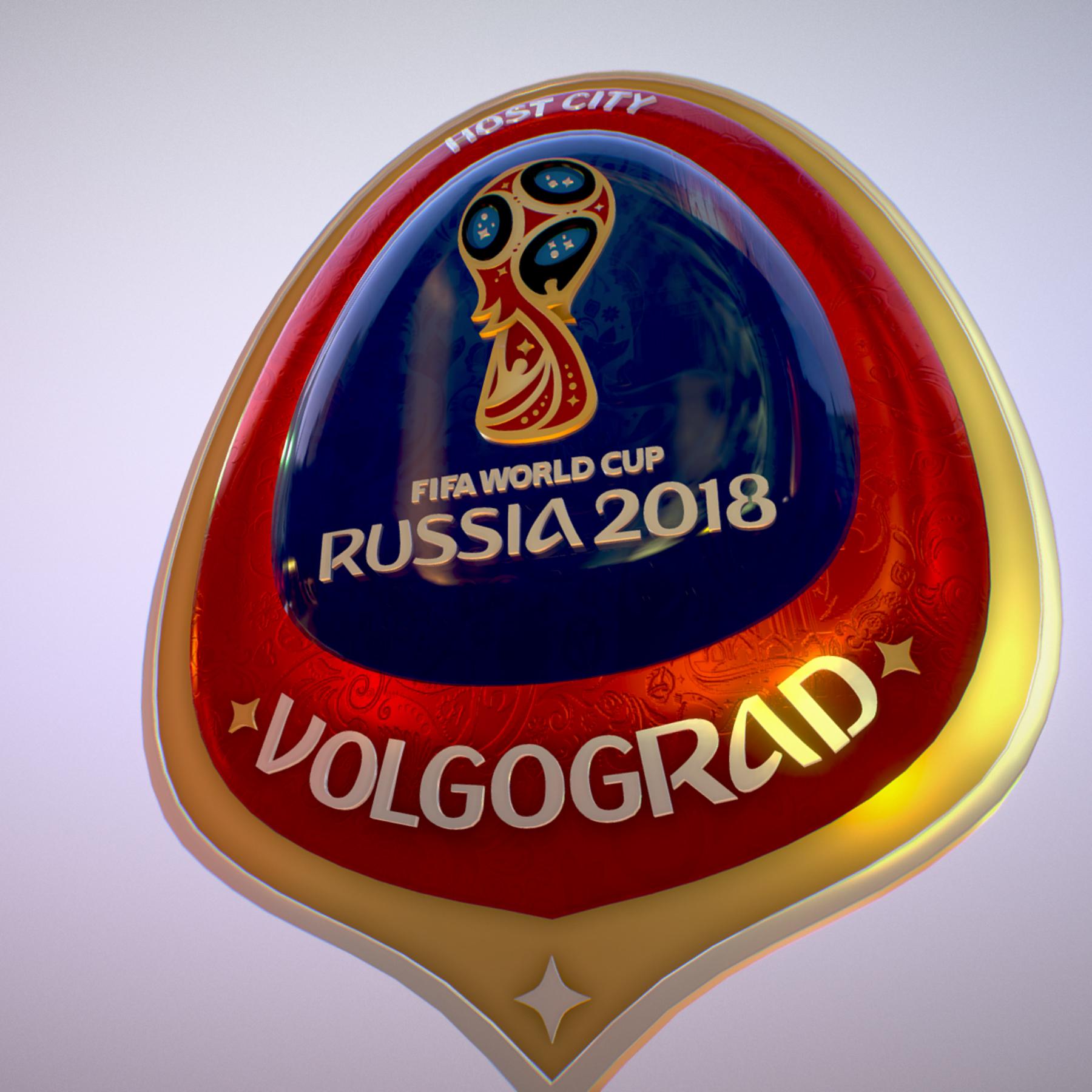volgograd host city world cup russia 2018 symbol 3d model max  fbx jpeg jpg ma mb obj 271860