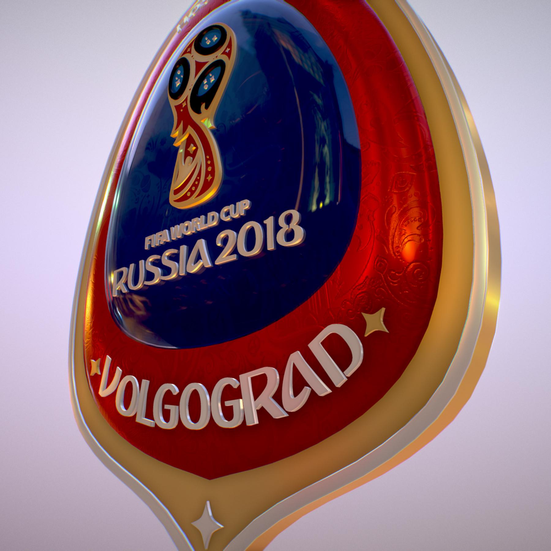 volgograd host city world cup russia 2018 symbol 3d model max  fbx jpeg jpg ma mb obj 271863
