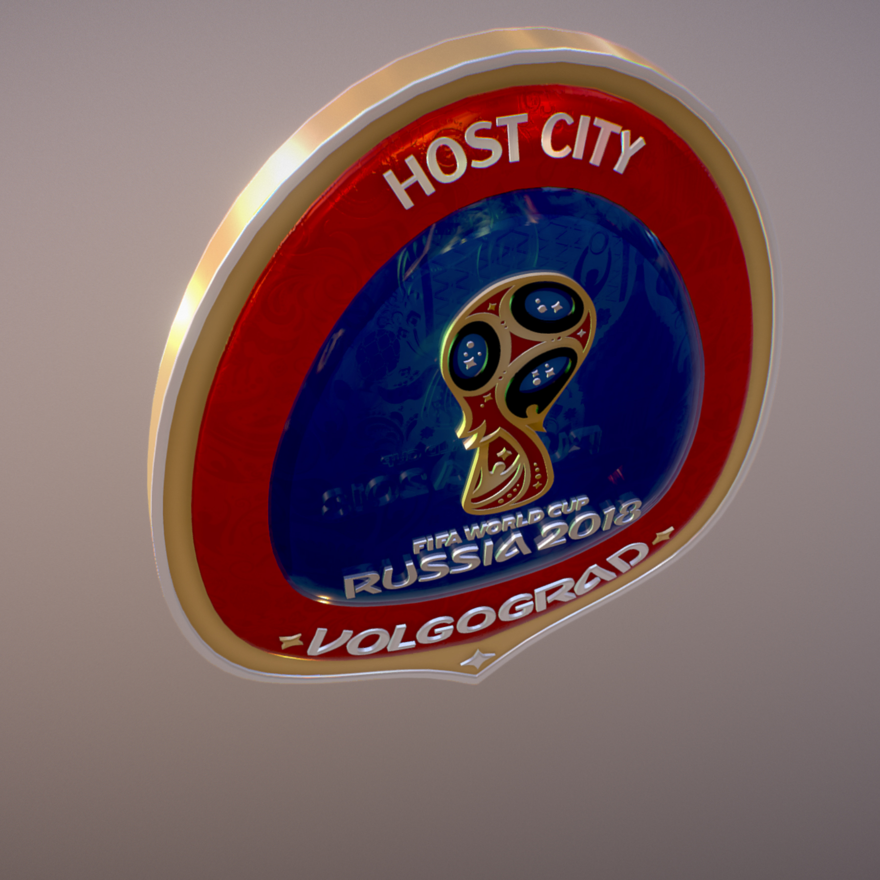 volgograd host city world cup russia 2018 symbol 3d model max  fbx jpeg jpg ma mb obj 271868