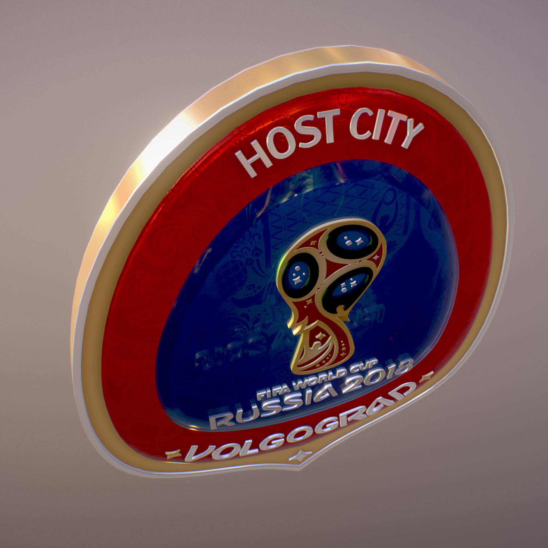 volgograd host city world cup russia 2018 symbol 3d model max  fbx jpeg jpg ma mb obj 271869