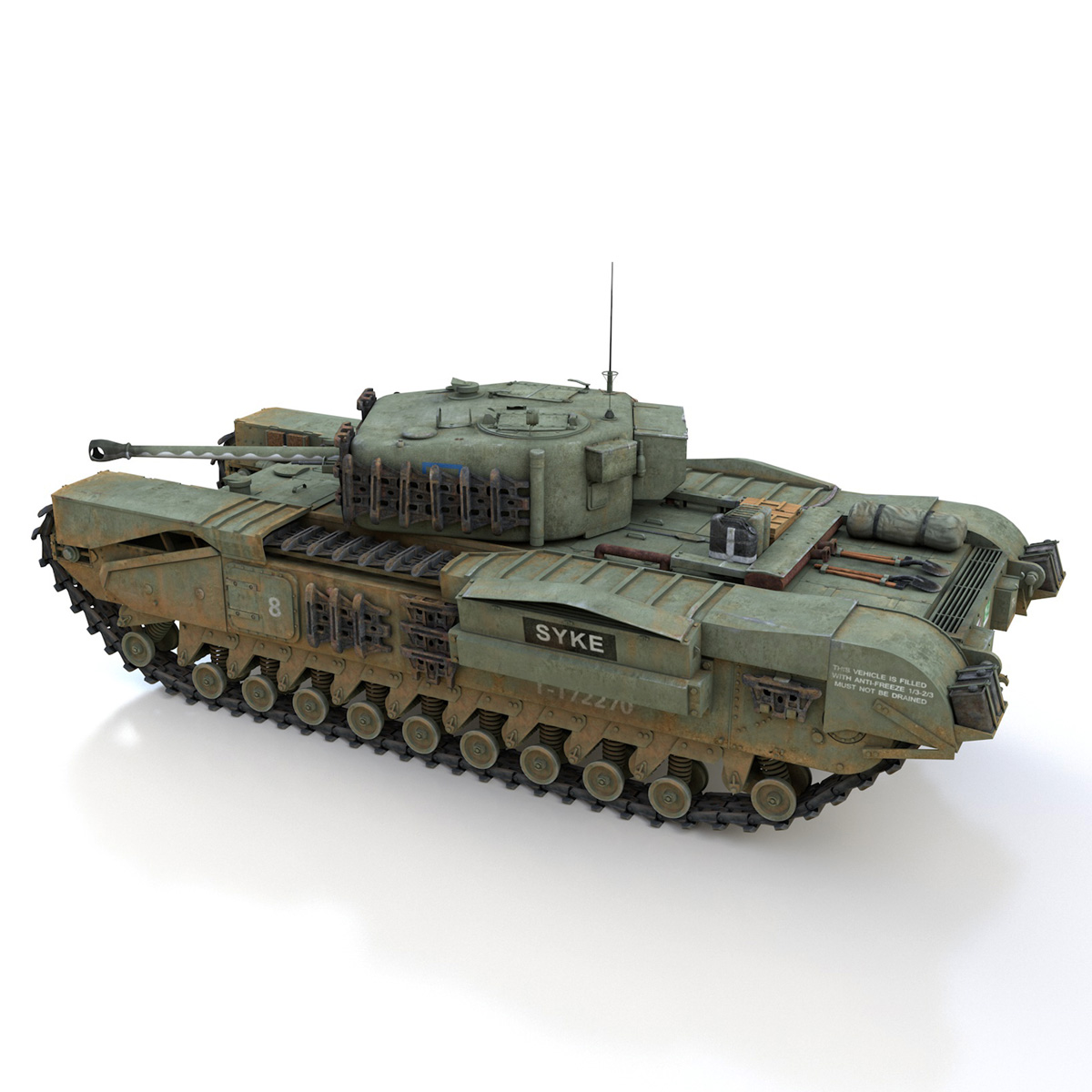 bazilika mk iv - syke 3d modelis 3ds fbx c4d lwo obj 272996