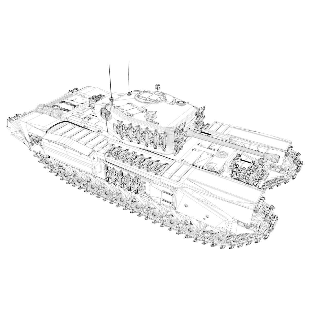 bazilika mk iv - syke 3d modelis 3ds fbx c4d lwo obj 273004