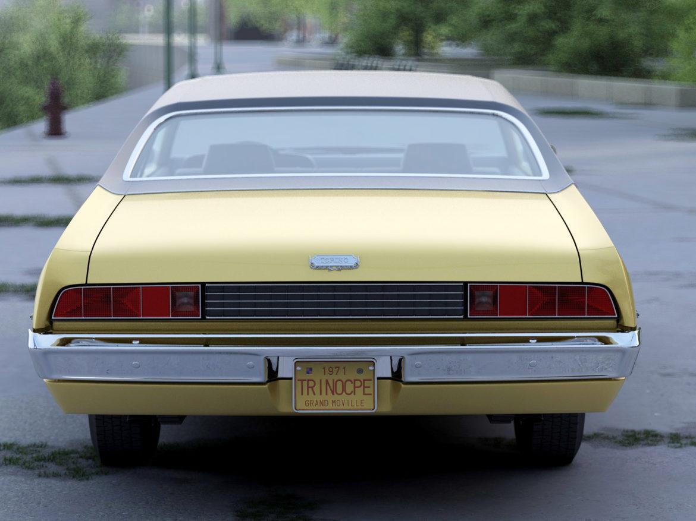 torino coupe 1971 3d model max fbx c4d obj 273815