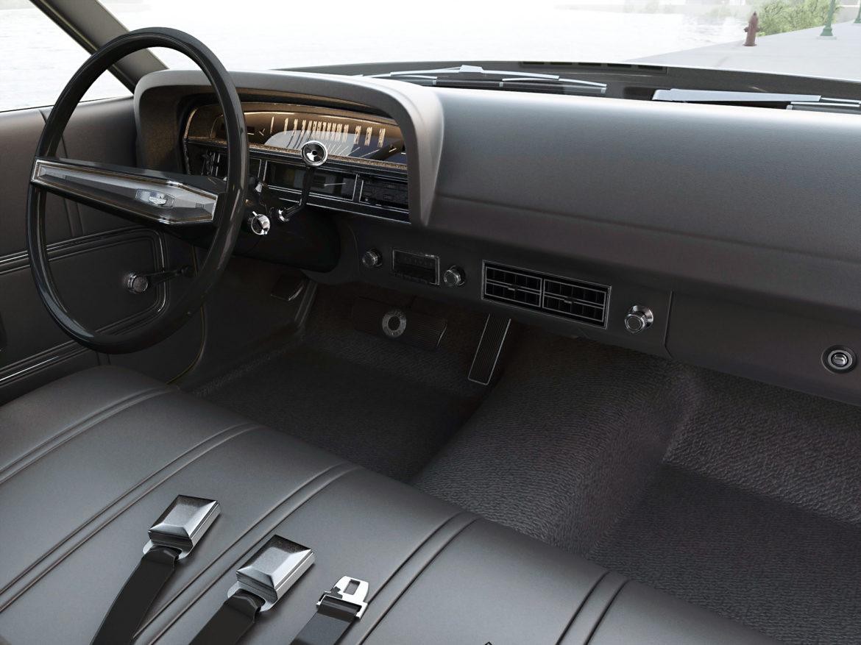 torino coupe 1971 3d model max fbx c4d obj 273820