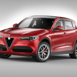 Alfa Romeo Stelvio (2018) 3d model high poly render ready 3ds max fbx c4d ma mb obj