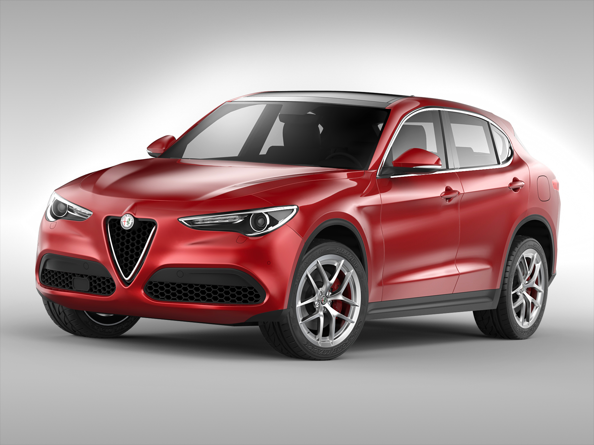 alfa romeo stelvio (2018) 3d model 3ds max fbx c4d am mb obj 273832