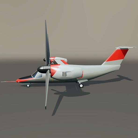 agustawestland aw-609 vtol lidmašīna 3d modelis 3ds fbx blend dae lwo obj 273998