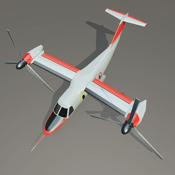 agustawestland aw-609 vtol lidmašīna 3d modelis 3ds fbx blend dae lwo obj 273999