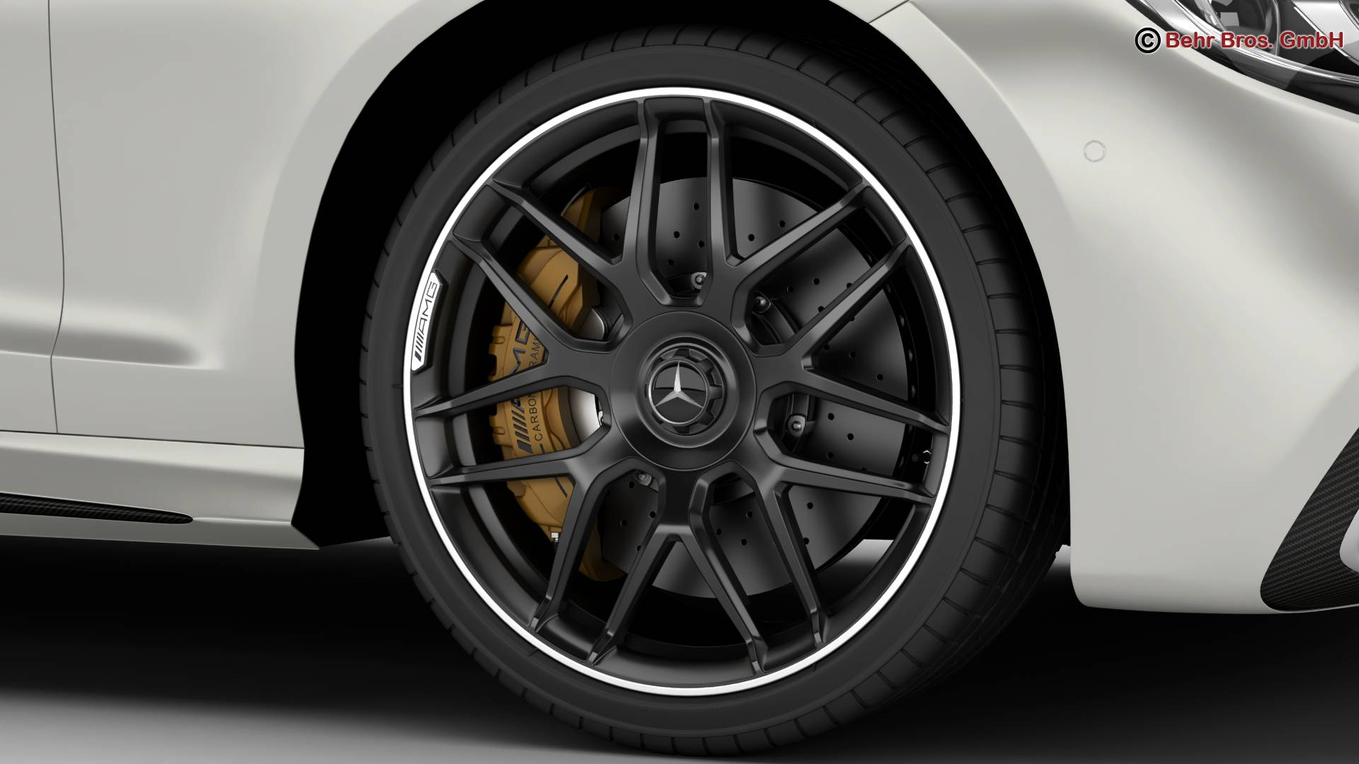 mercedes s class coupe amg s63 2018 3d model 3ds max fbx c4d lwo ma mb obj 274100