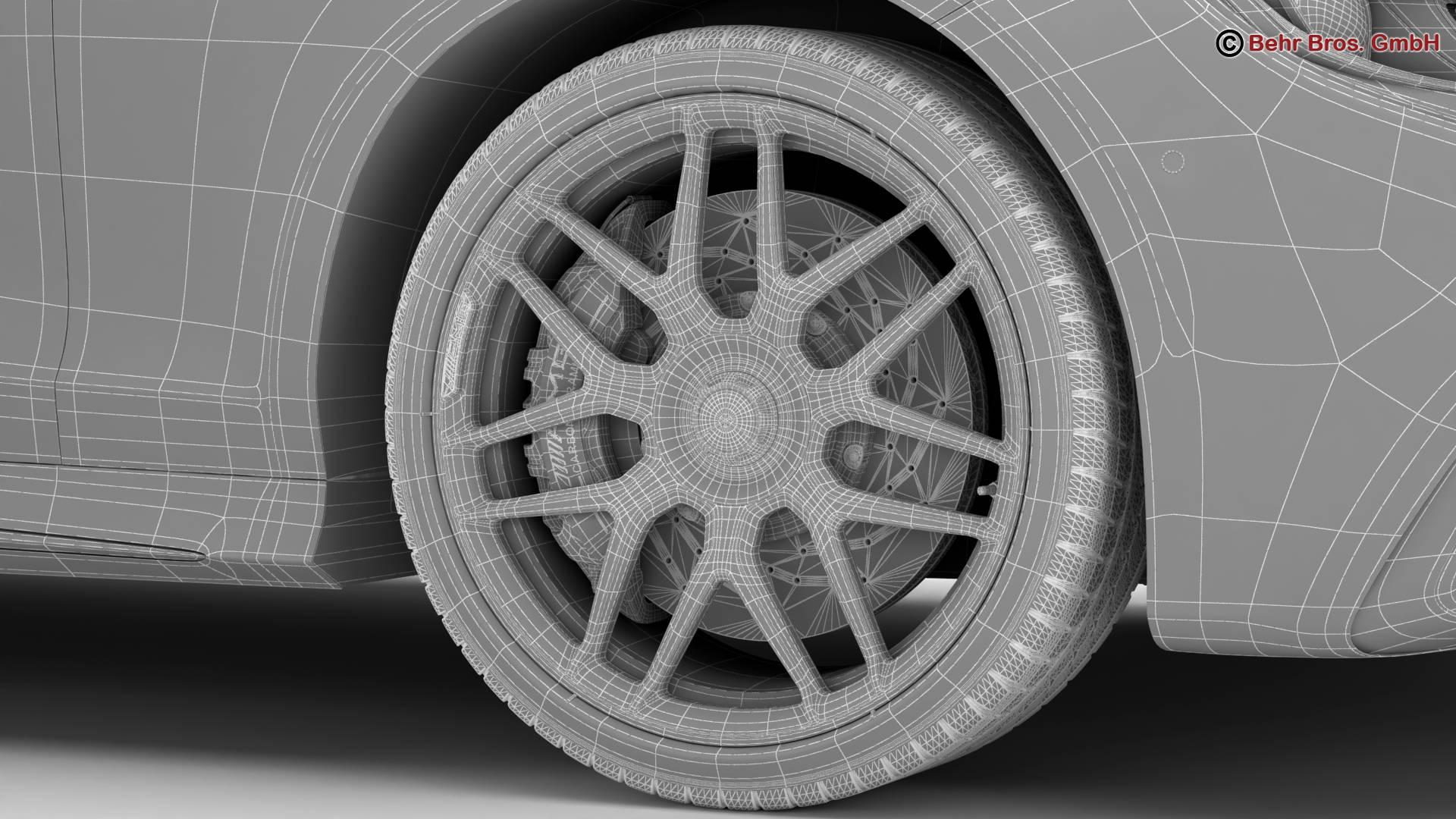 mercedes s class coupe amg s63 2018 3d model 3ds max fbx c4d lwo ma mb obj 274112