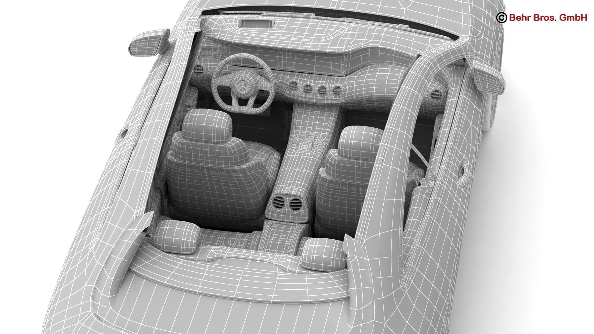 mercedes s class coupe amg s63 2018 3d model 3ds max fbx c4d lwo ma mb obj 274115