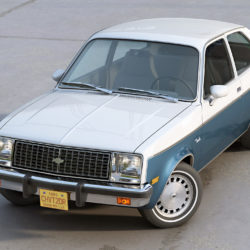 Chevy Chevette 2 Door 1980 3d model 0