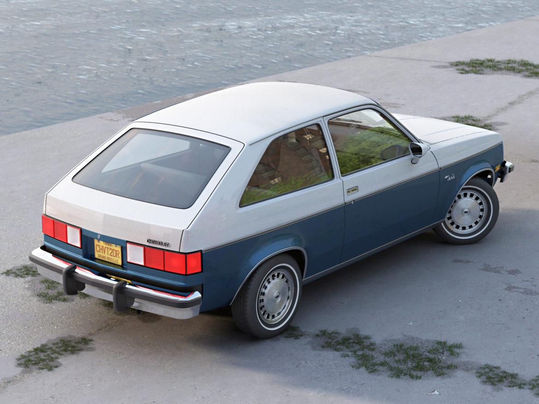 2 vrata 1980 3d model 3ds max fbx c4d dae obj 274500