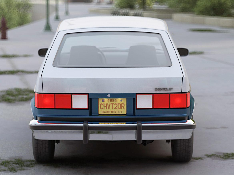 2 vrata 1980 3d model 3ds max fbx c4d dae obj 274503