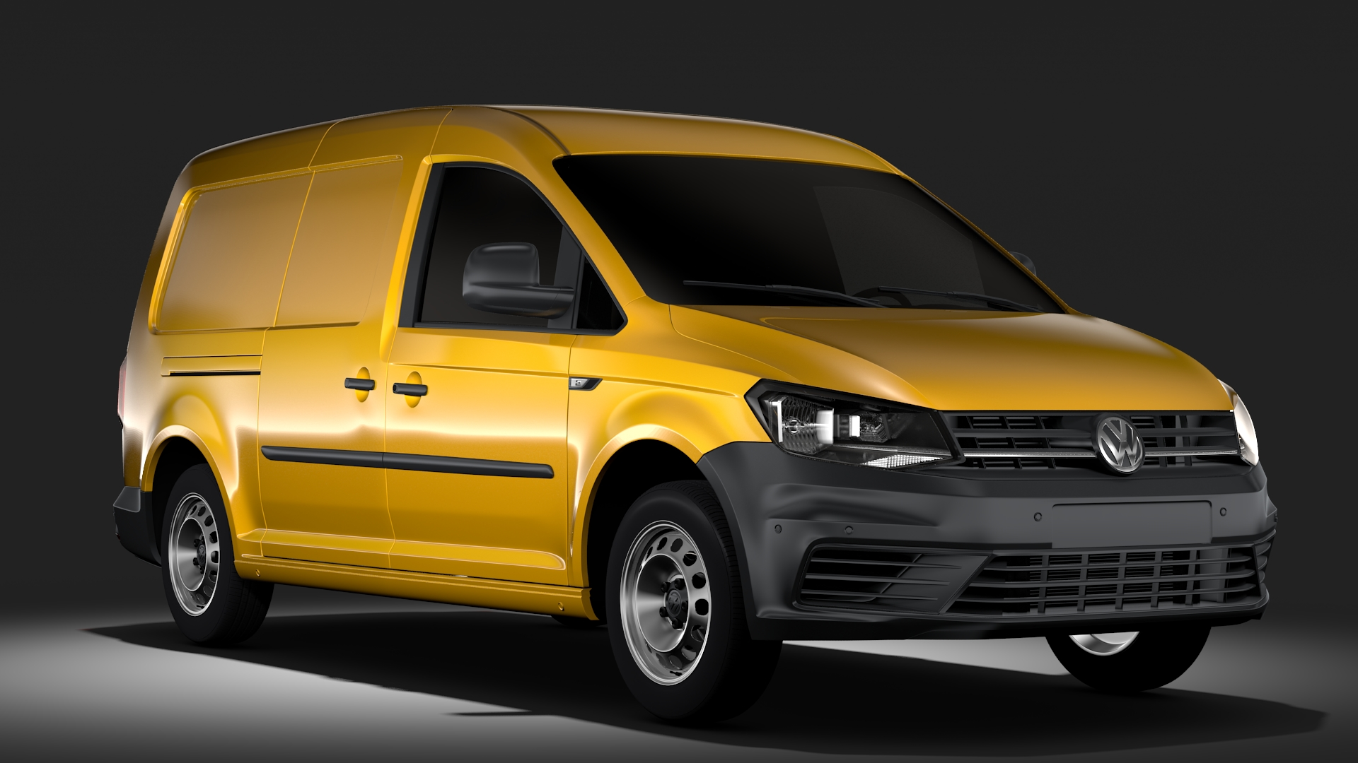 volkswagen caddy panel van l2 2017 3d model buy volkswagen caddy panel van l2 2017 3d model. Black Bedroom Furniture Sets. Home Design Ideas