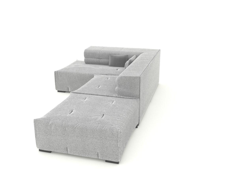 sofa tufty too 3d model 3ds 274958