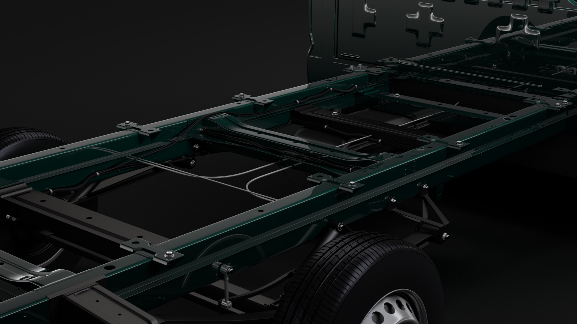 wv crafter chassis single-cab 2017 3d model max fbx c4d lwo ma mb hrc xsi obj 275094