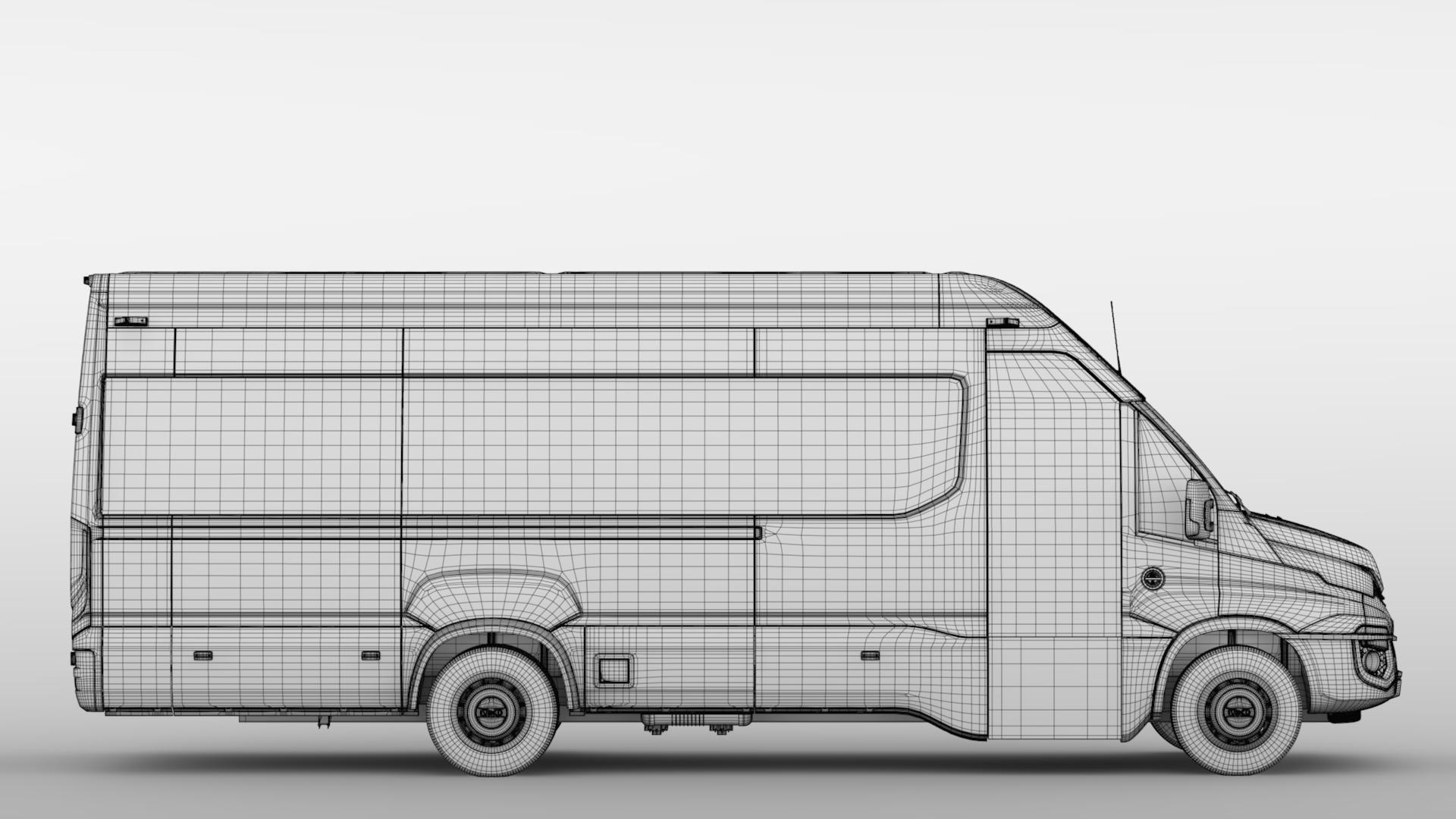 iveco daily tourus l5h3 2017 3d model max fbx c4d lwo ma mb hrc xsi obj 275633