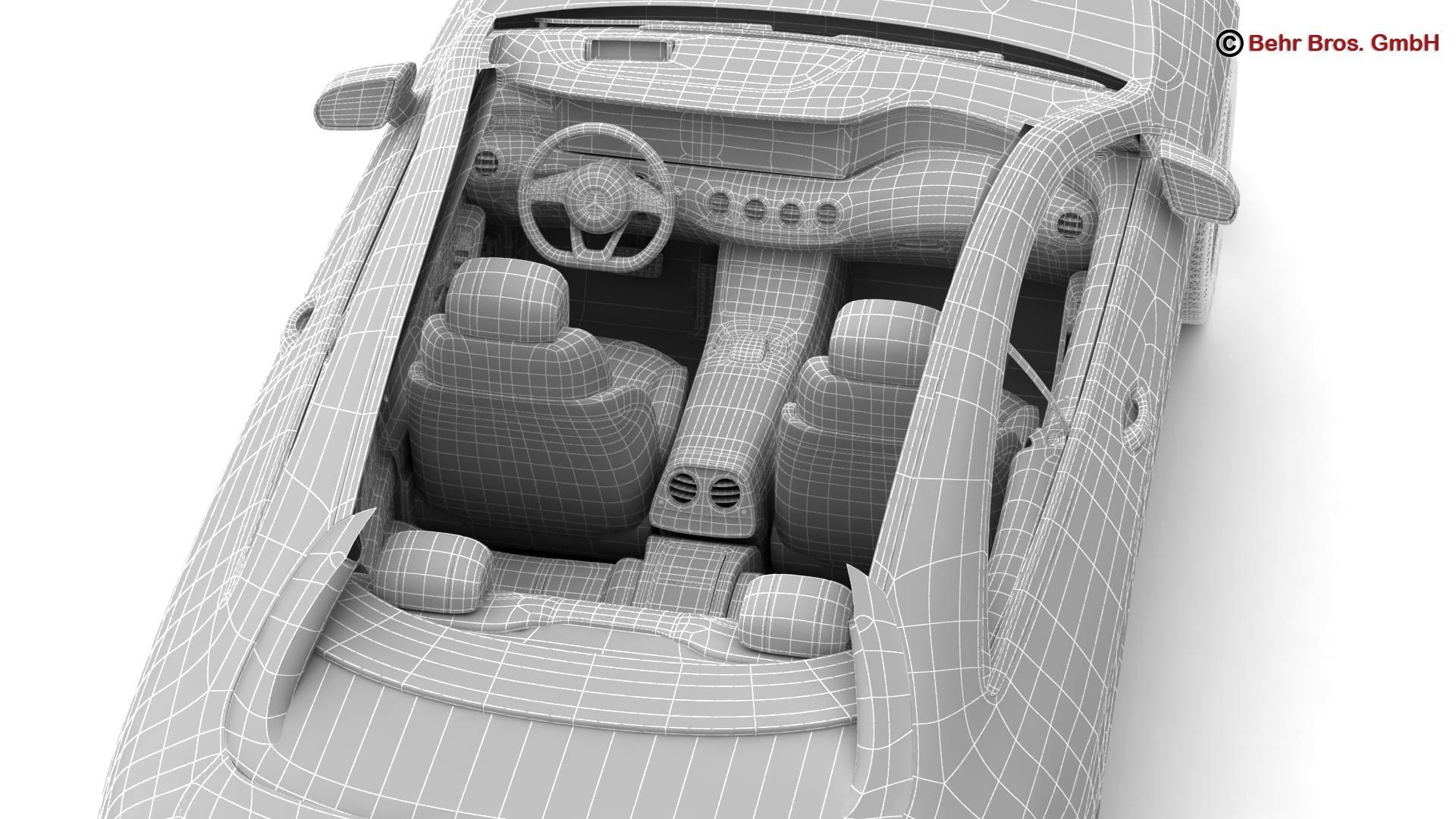 mercedes s class coupe amg line 2018 3d model 3ds max fbx c4d lwo ma mb obj 275685