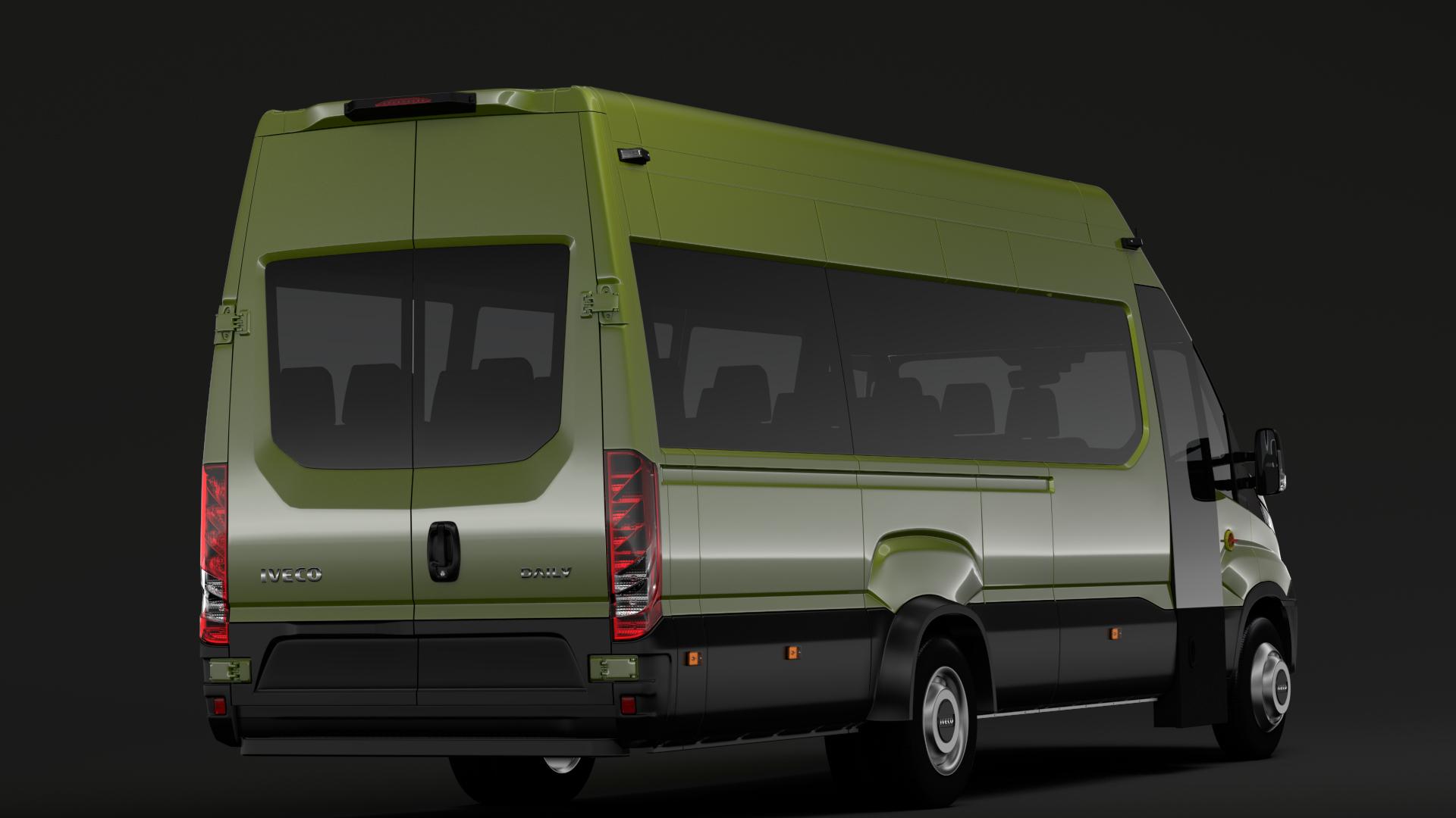 iveco daily tourus l5h3 20014-2016 3d model max fbx c4d lwo ma mb hrc xsi obj 275707
