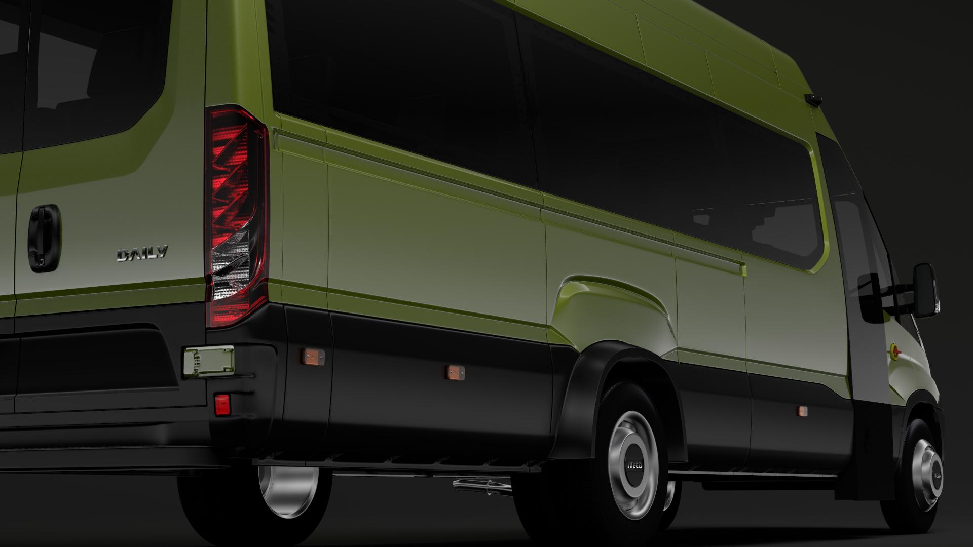 iveco daily tourus l5h3 20014-2016 3d model max fbx c4d lwo ma mb hrc xsi obj 275709