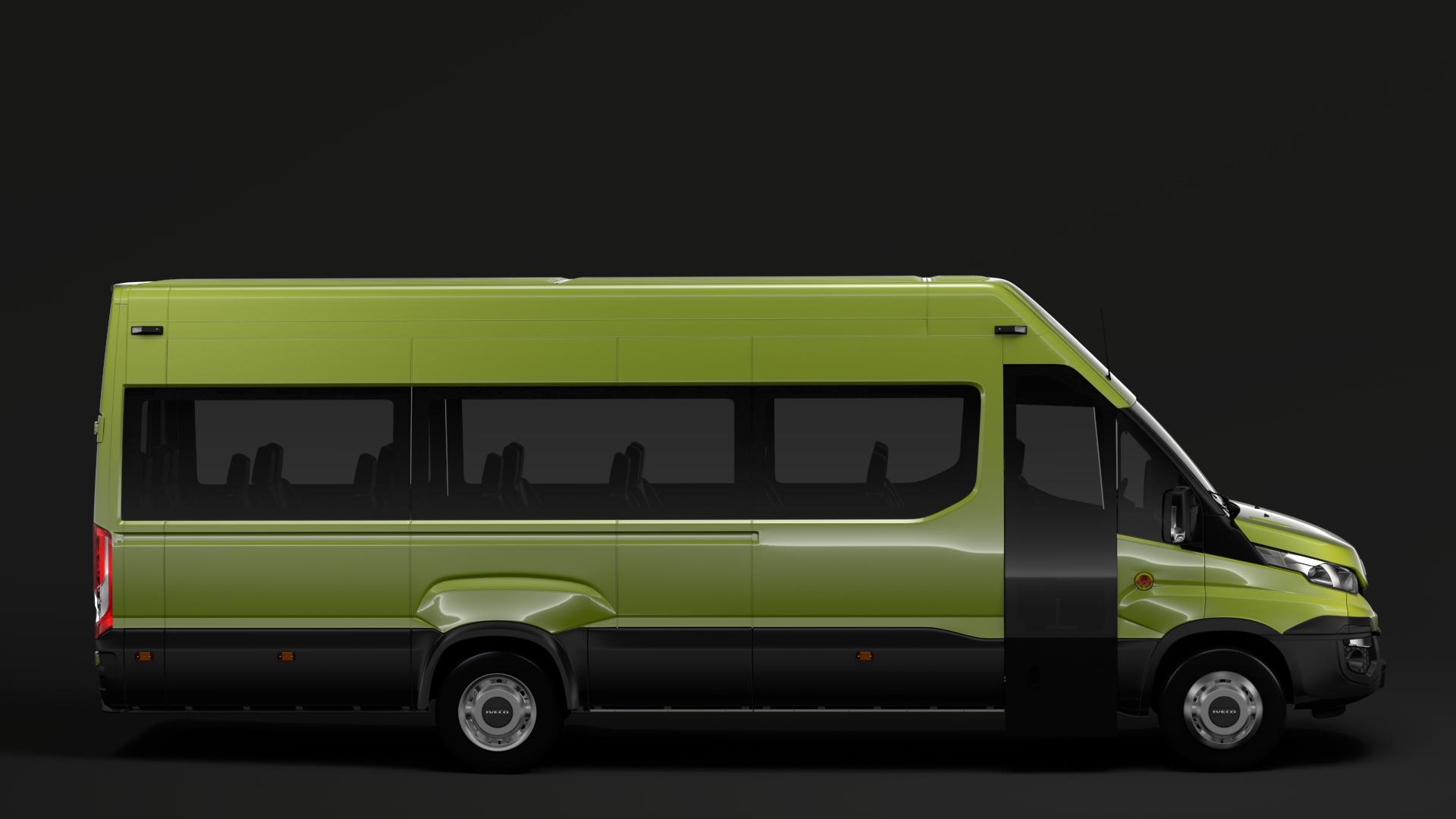 iveco daily tourus l5h3 20014-2016 3d model max fbx c4d lwo ma mb hrc xsi obj 275710