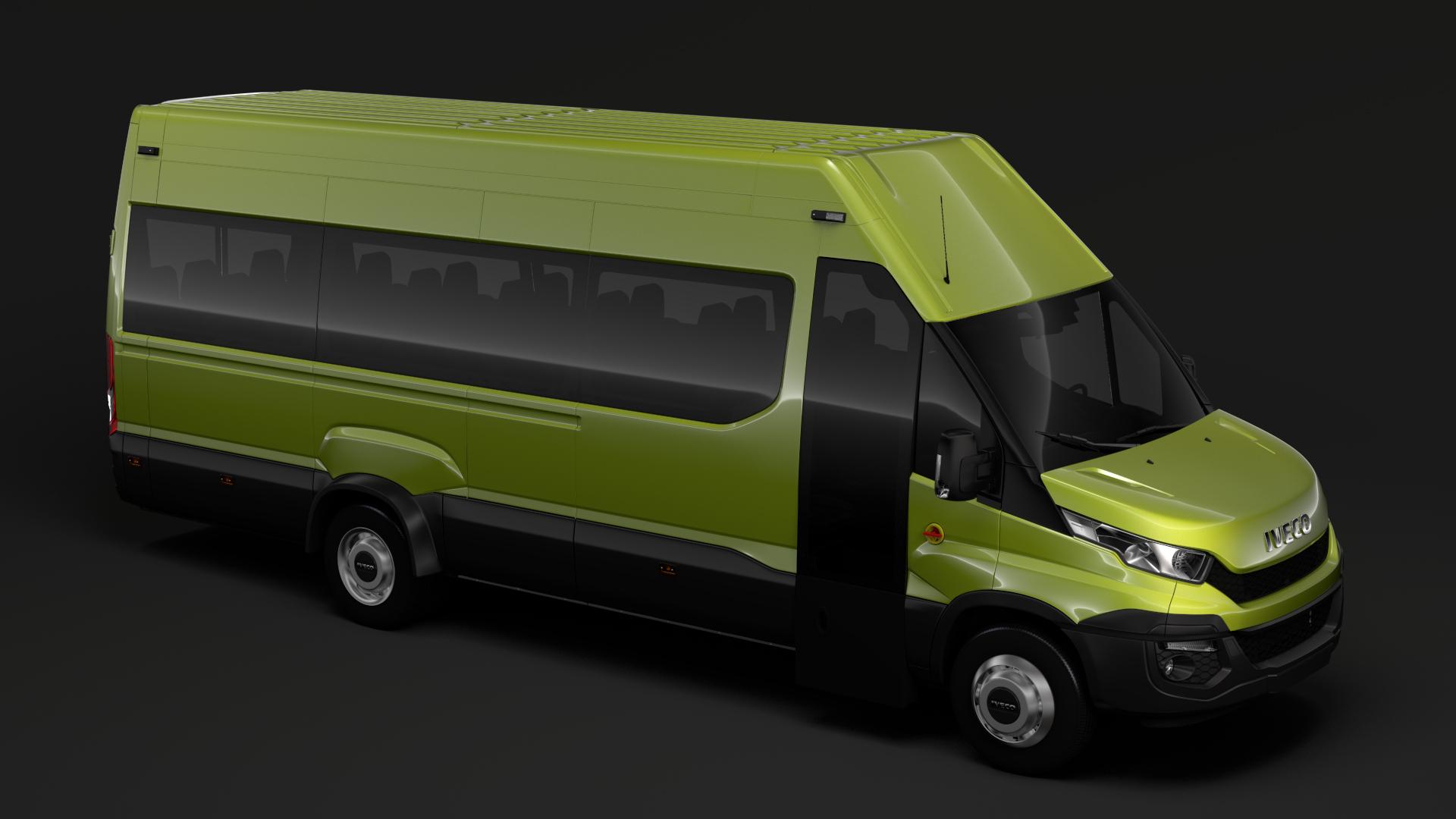 iveco daily tourus l5h3 20014-2016 3d model max fbx c4d lwo ma mb hrc xsi obj 275711