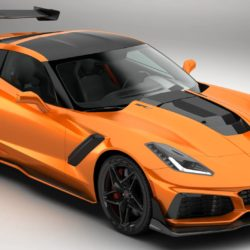 Chevrolet Corvette ZR1 2019 3d model high poly 3ds max fbx c4d lwo lws lw ma mb obj