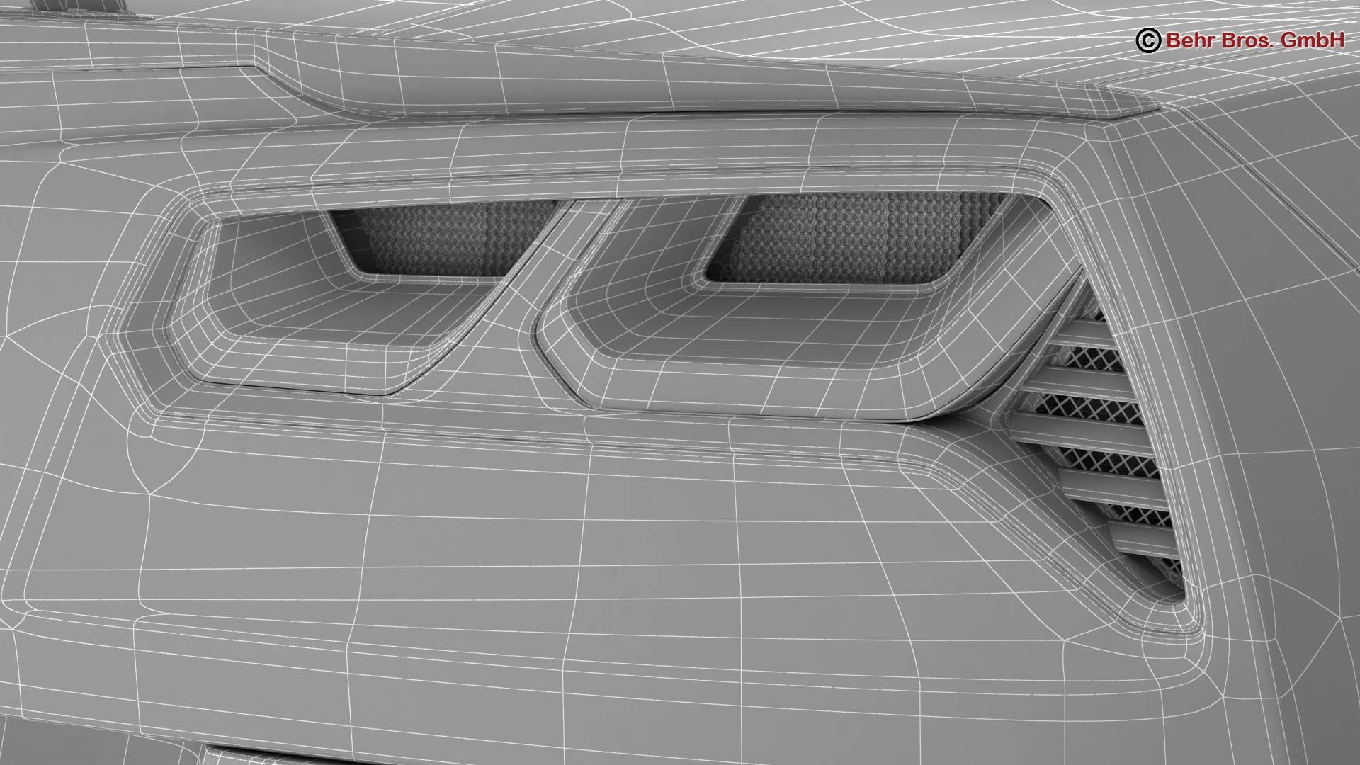 chevrolet corvette zr1 2019 3d model 3ds max fbx c4d lwo ma mb obj 275991