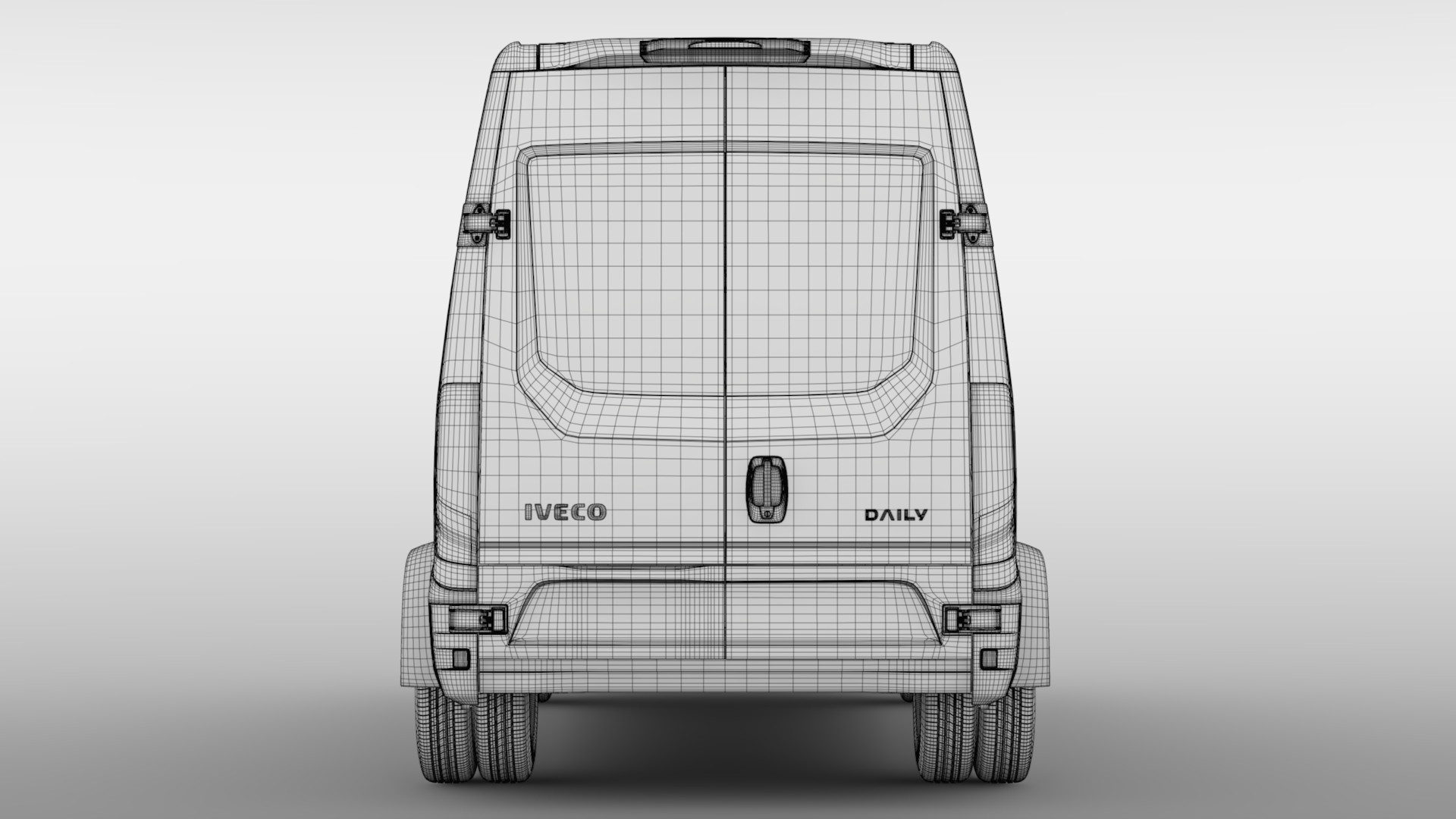 iveco daily minibus l2h2 2017 3d model max fbx c4d lwo ma mb hrc xsi obj 276027