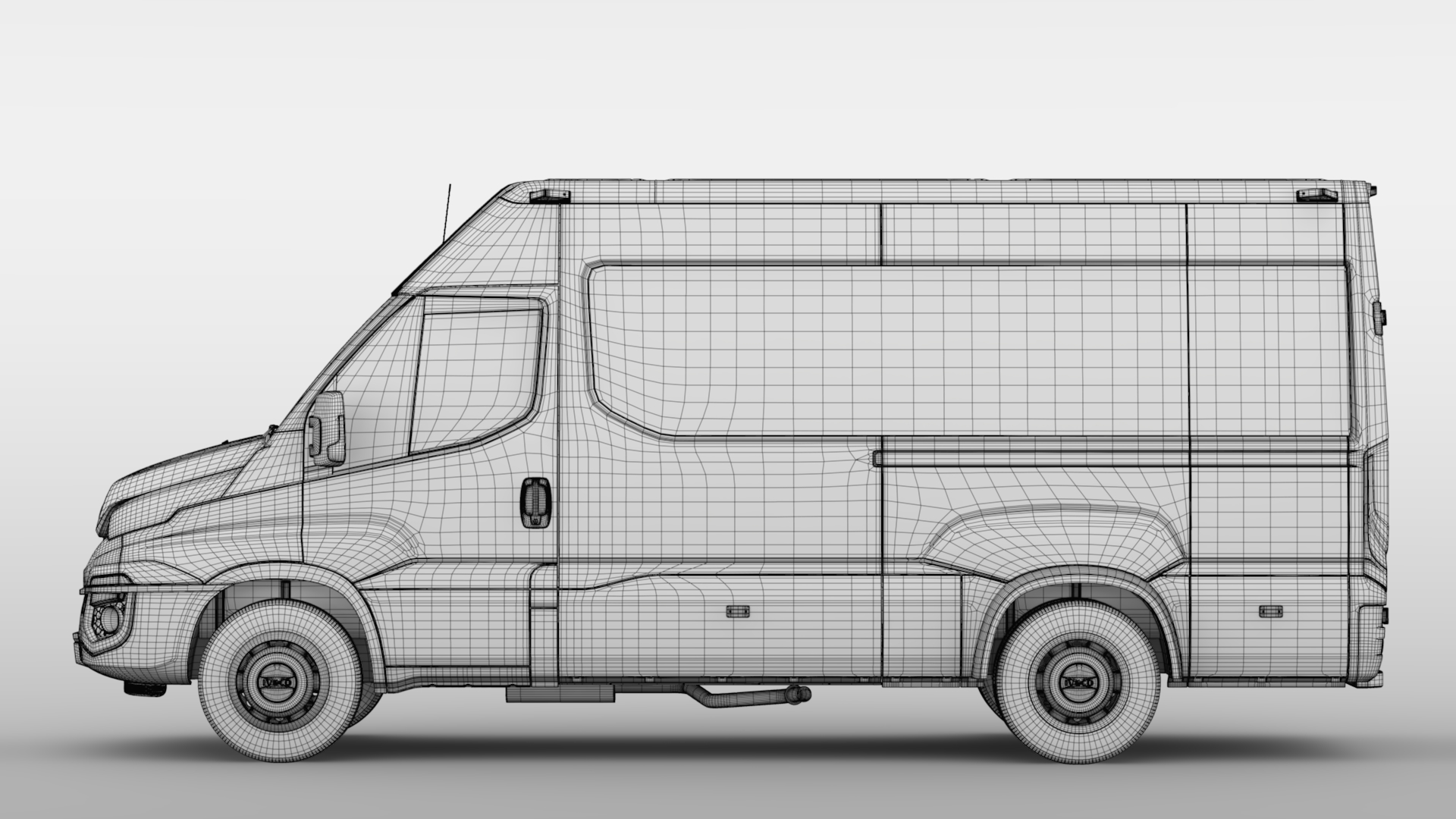 iveco daily minibus l3h2 2014-2016 3d model max fbx c4d lwo ma mb hrc xsi obj 276059