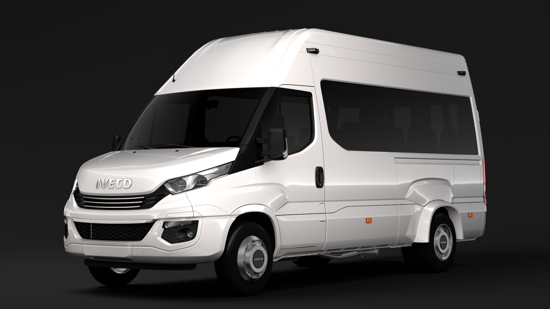 iveco daily minibus l3h3 2017 3d model max fbx c4d lwo ma mb hrc xsi obj 276140