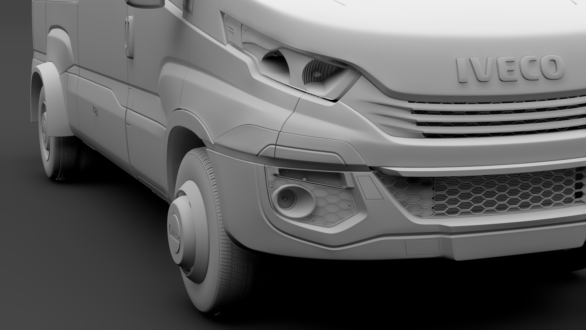 iveco daily minibus l3h3 2017 3d model max fbx c4d lwo ma mb hrc xsi obj 276153