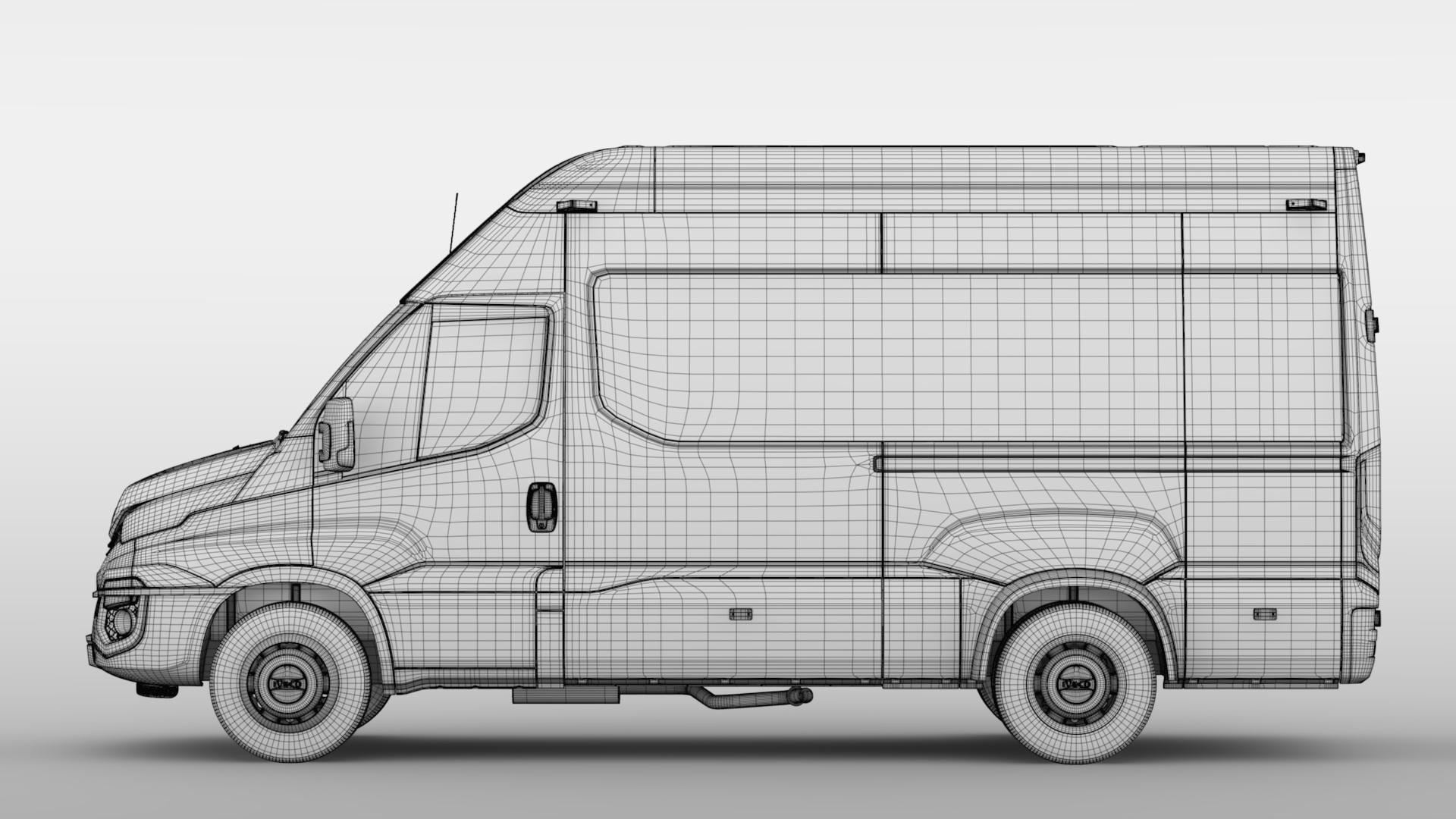 iveco daily minibus l3h3 2017 3d model max fbx c4d lwo ma mb hrc xsi obj 276159