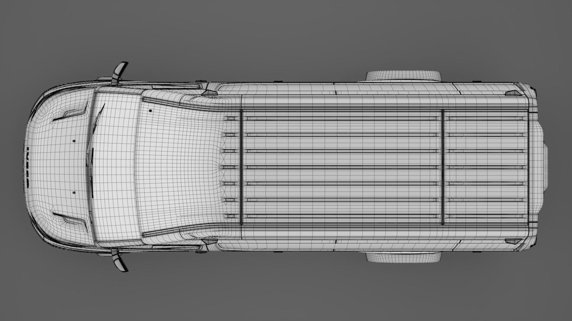 iveco daily minibus l3h3 2017 3d model max fbx c4d lwo ma mb hrc xsi obj 276160