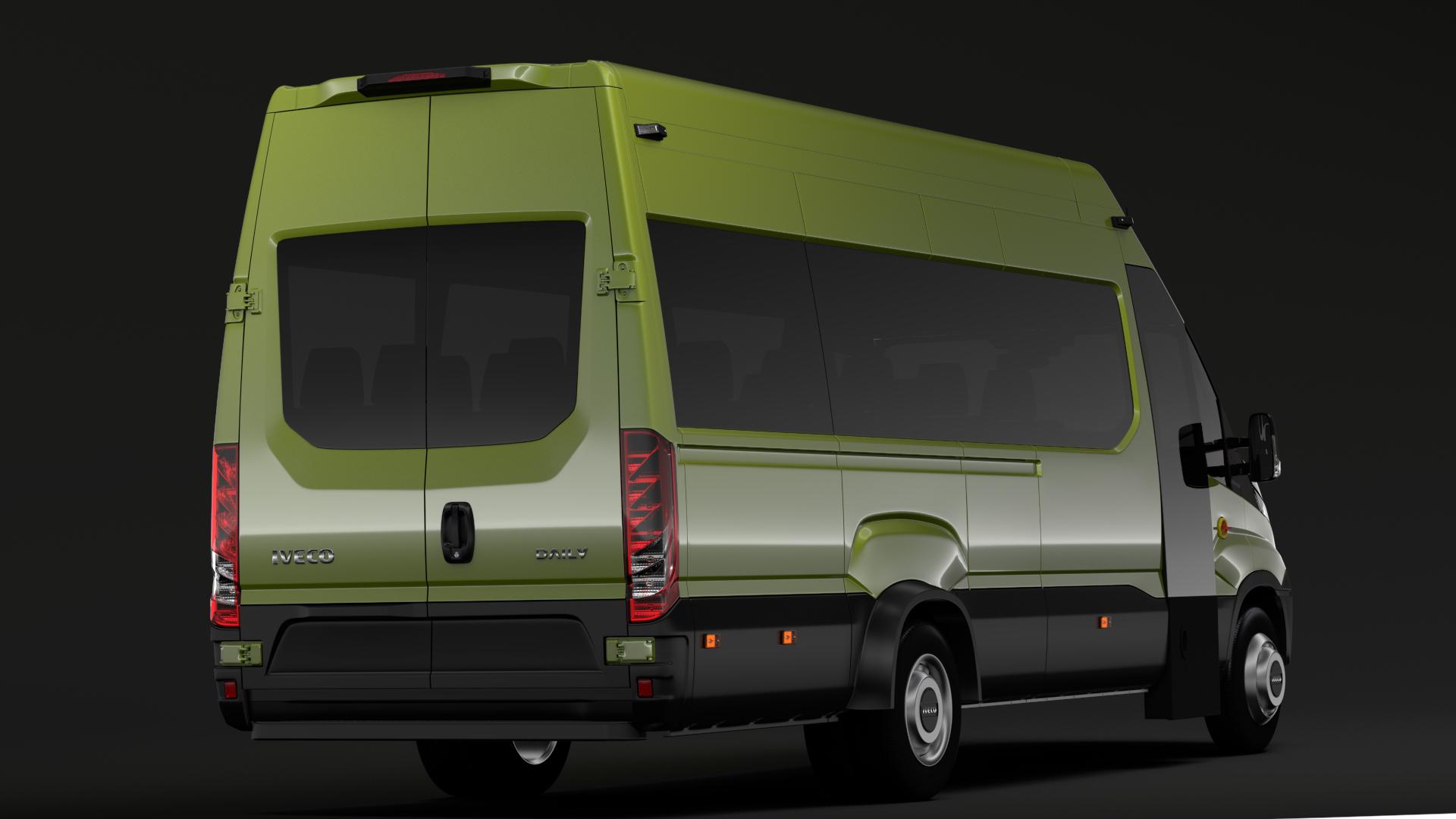 iveco daily tourus l4h3 2014-2016 3d model max fbx c4d lwo ma mb hrc xsi obj 276238